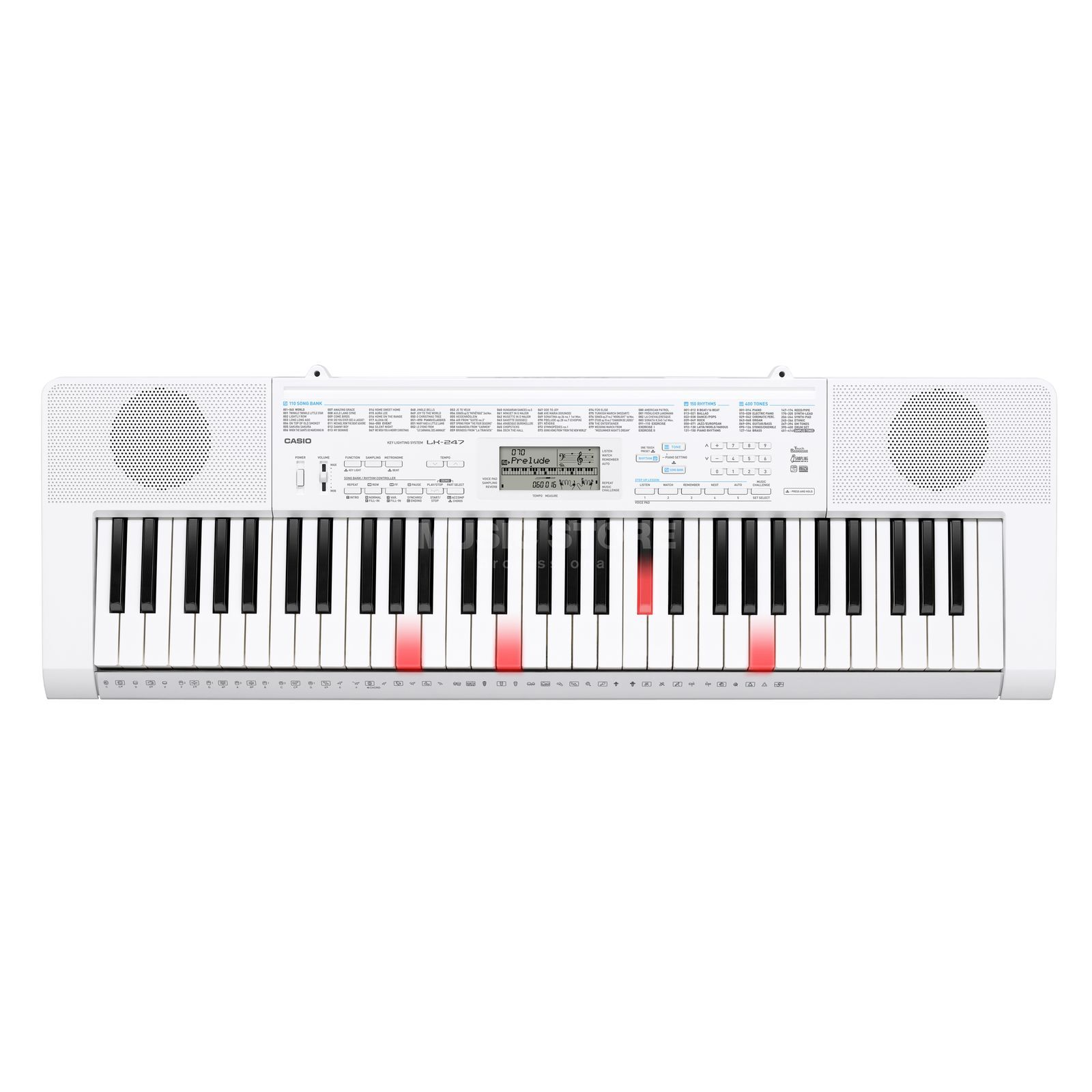 how to connect casio keyboard to garageband