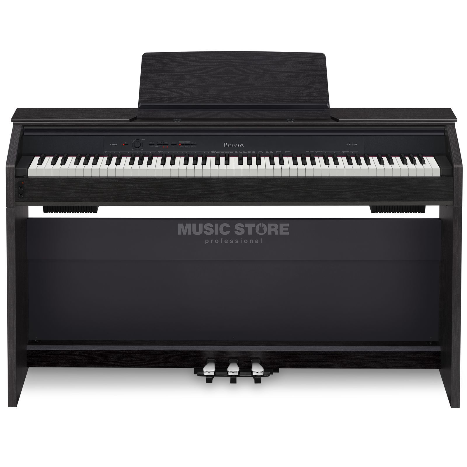 Casio Privia PX-850 BK Digital Piano black Product Image