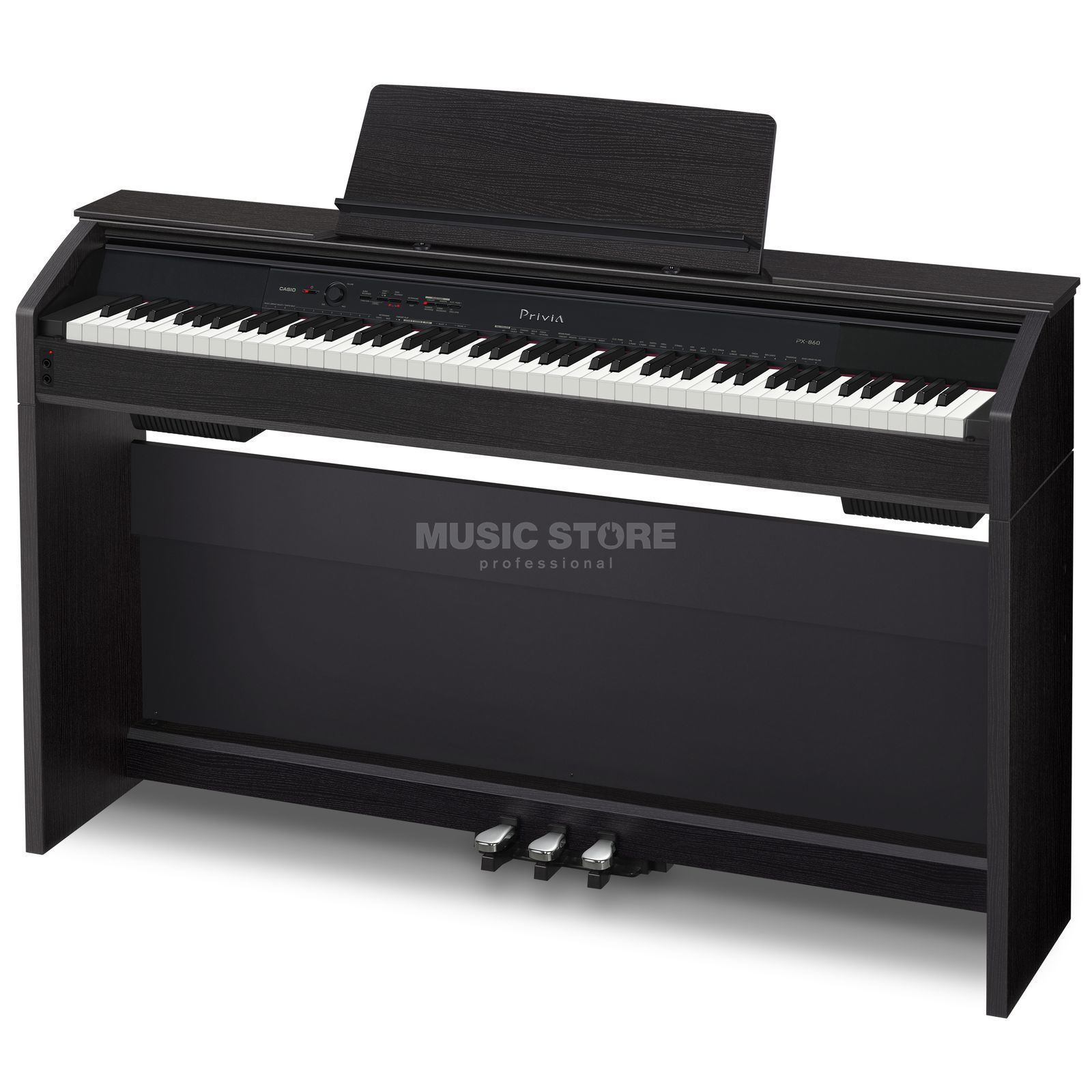 Casio PX 860 BK Digital Piano Black Produktbillede