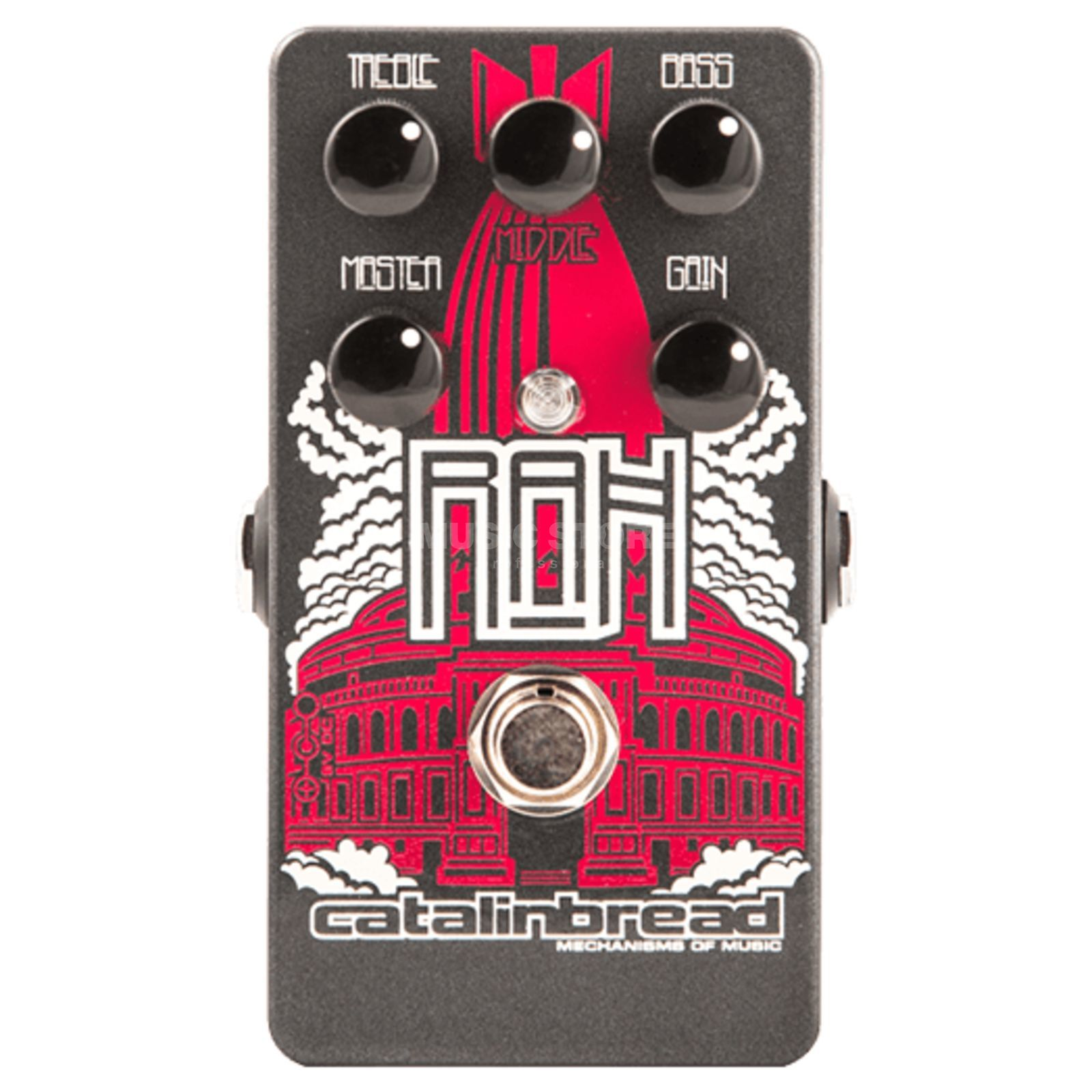 Catalinbread RAH Royal Albert Hall Overdrive Produktbild