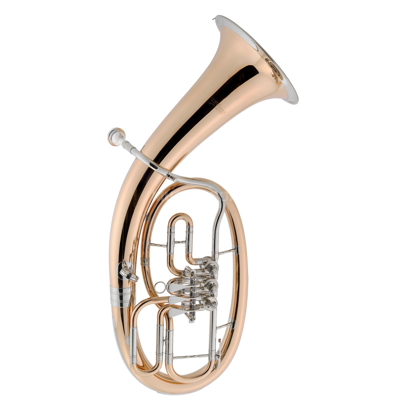 Cerveny CVTH721-3R Bb-Tenorhorn Goldmessing Product Image