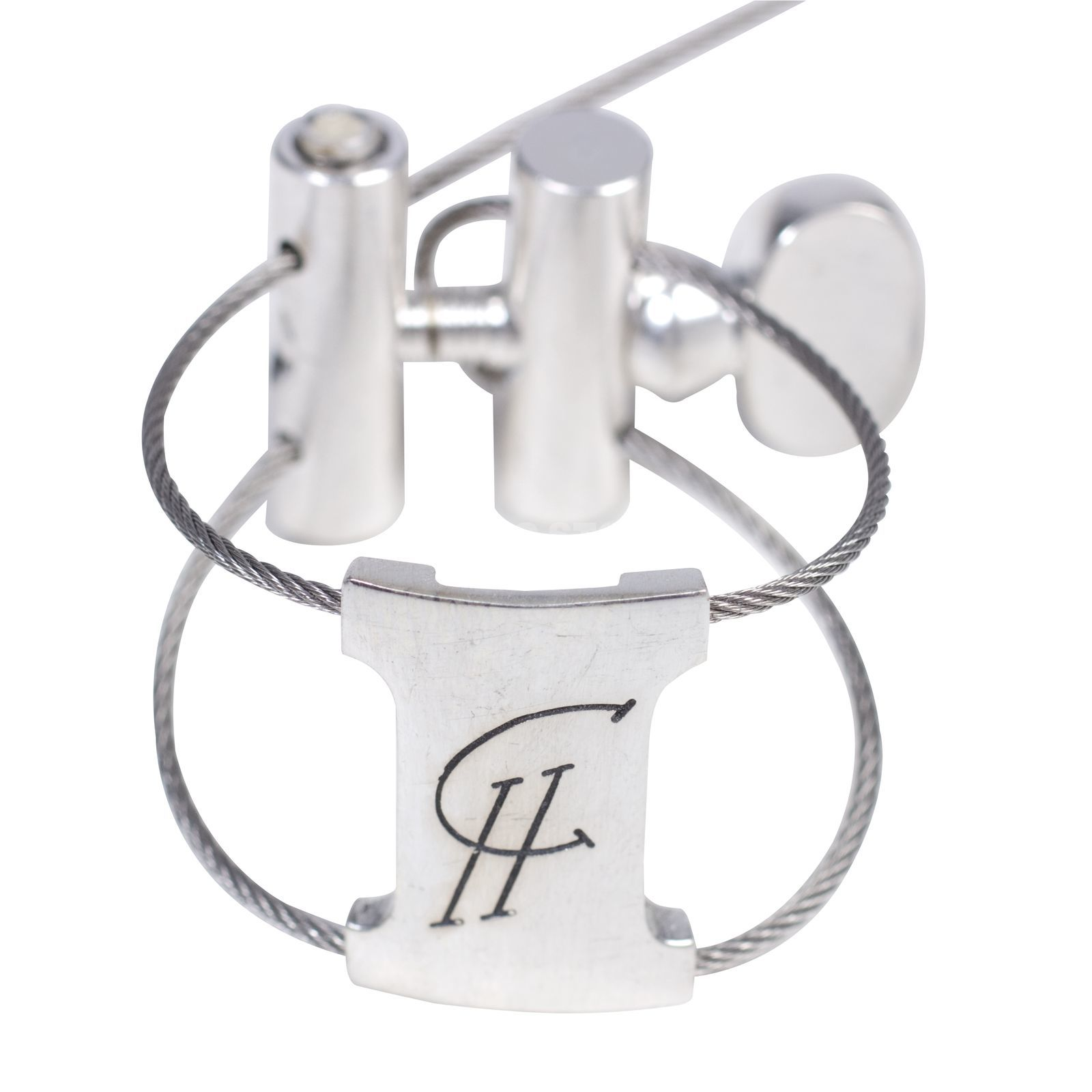 CH Sound Design Ligature Silver Product Image