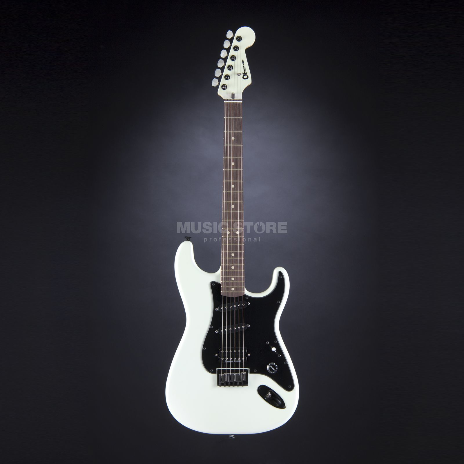 Charvel Jake E. Lee USA Signature Pearl White Produktbild