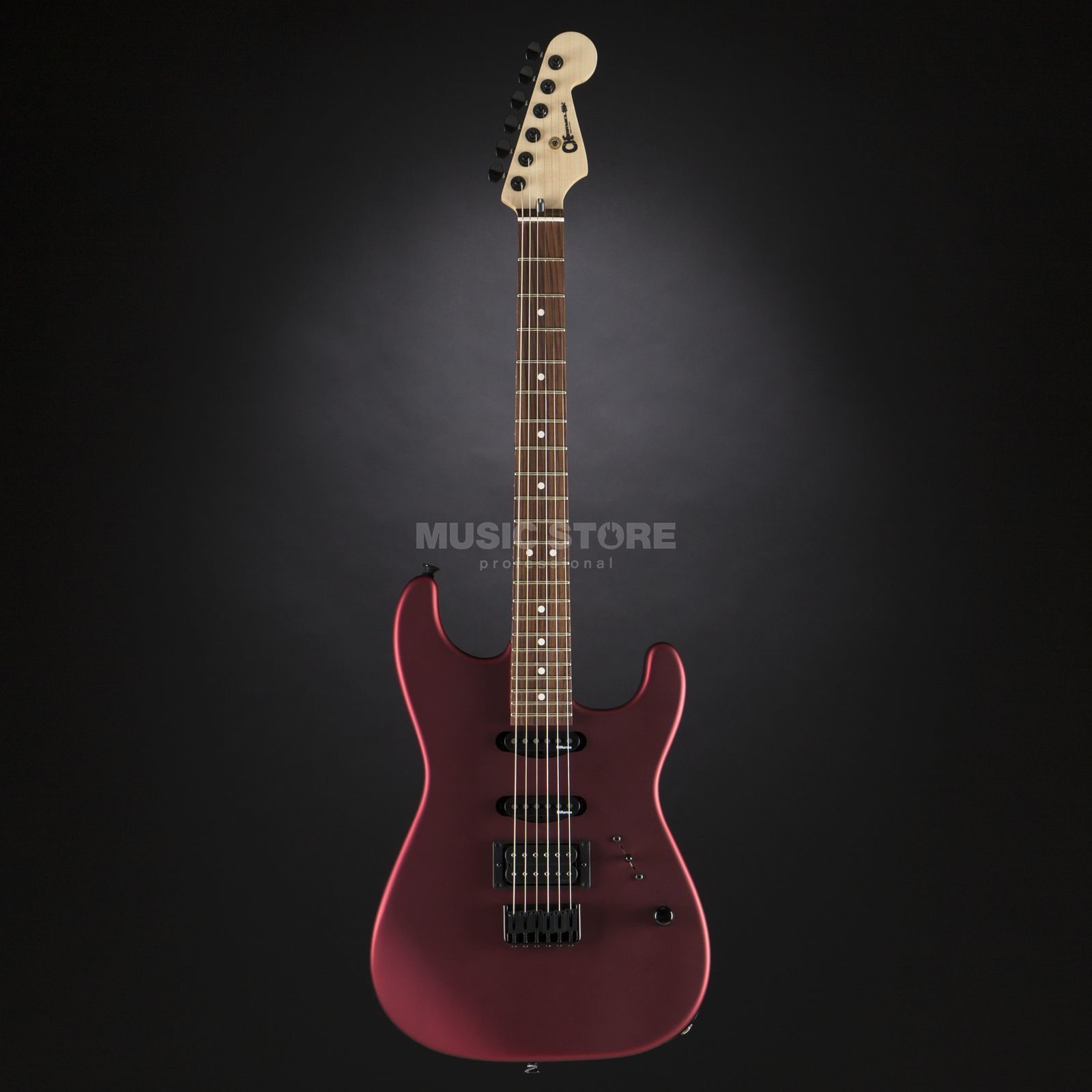 Charvel USA Select San Dimas Style 1 HSS HT Torred Imagen del producto