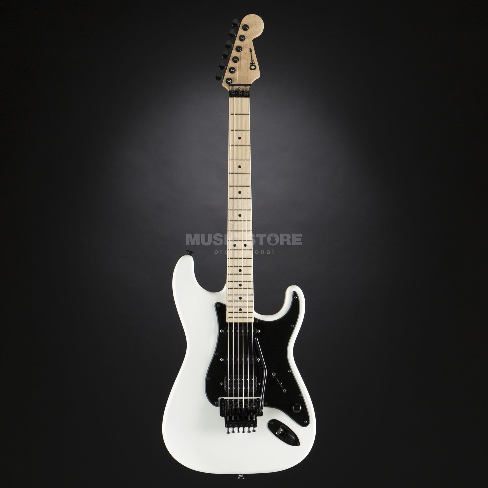 Charvel USA Select So-Cal Style 1 HSS FR Snow Blind Satin Product Image