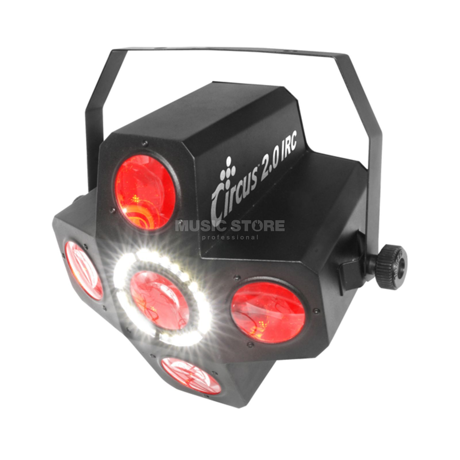 Chauvet DJ Circus 2.0 IRC 320 LEDs (RGBAW) 0,25W Produktbillede