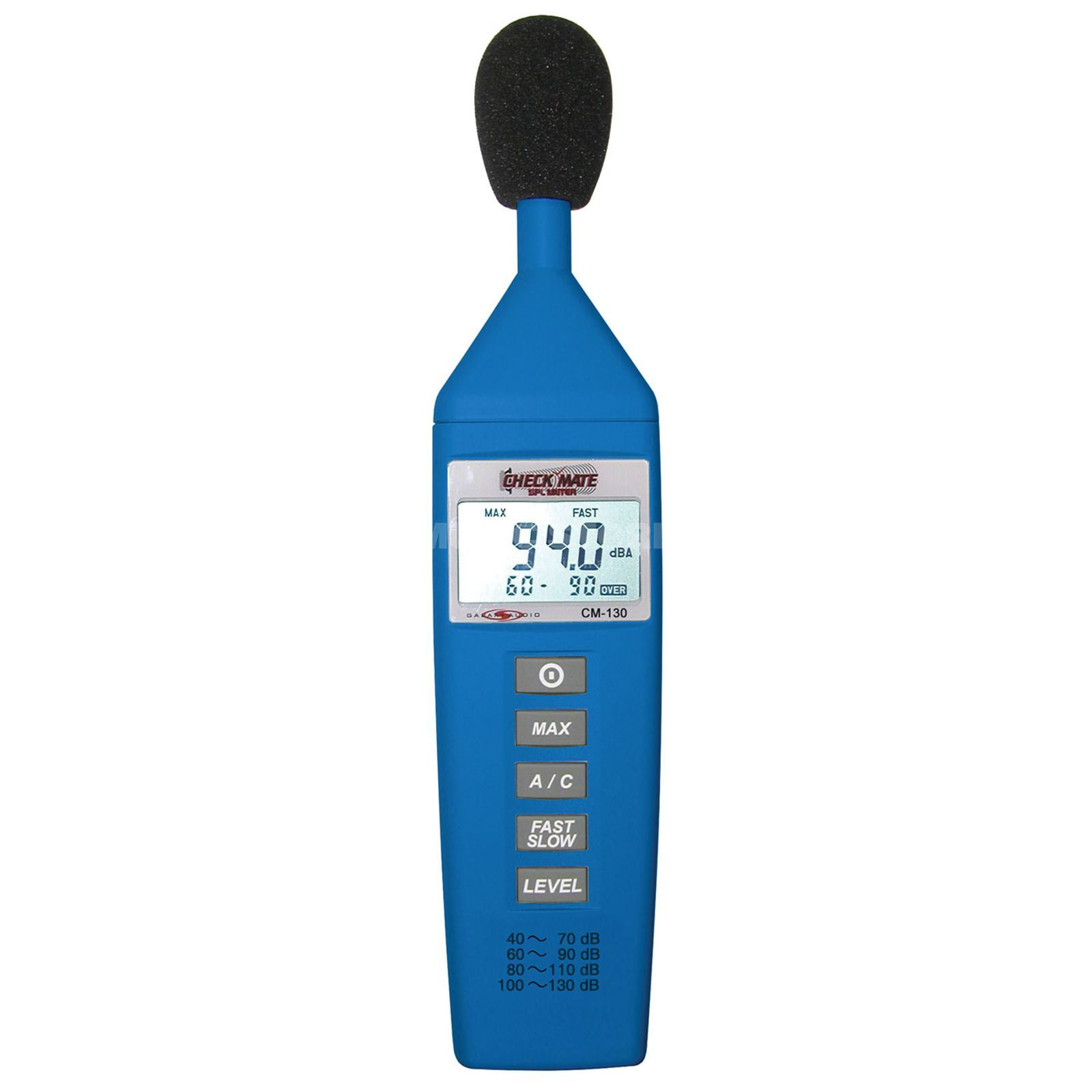 CHECK MATE CM-130 Sound Level Meter Produktbillede
