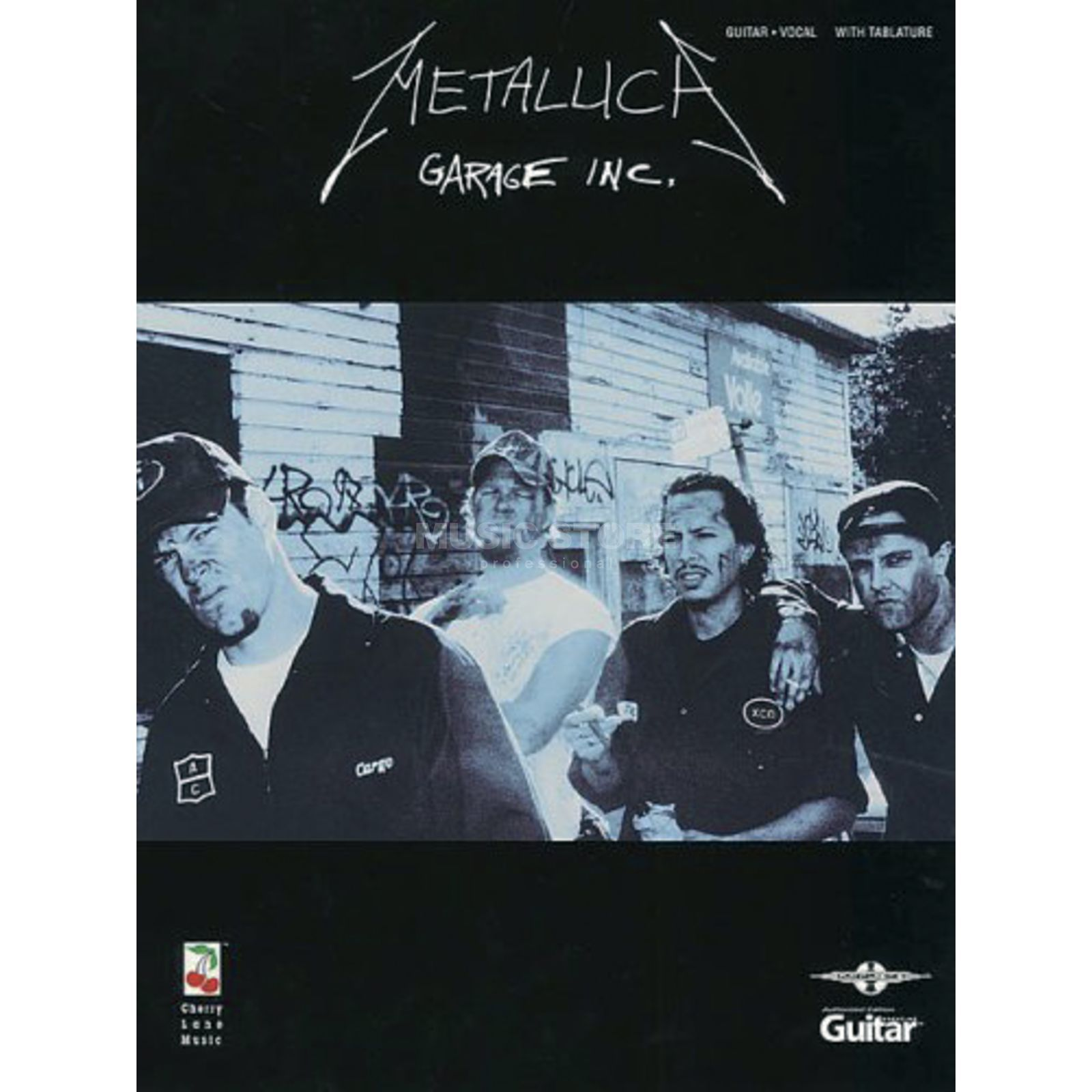 Cherry Lane Music Company Metallica - Garage Inc. TAB Produktbild