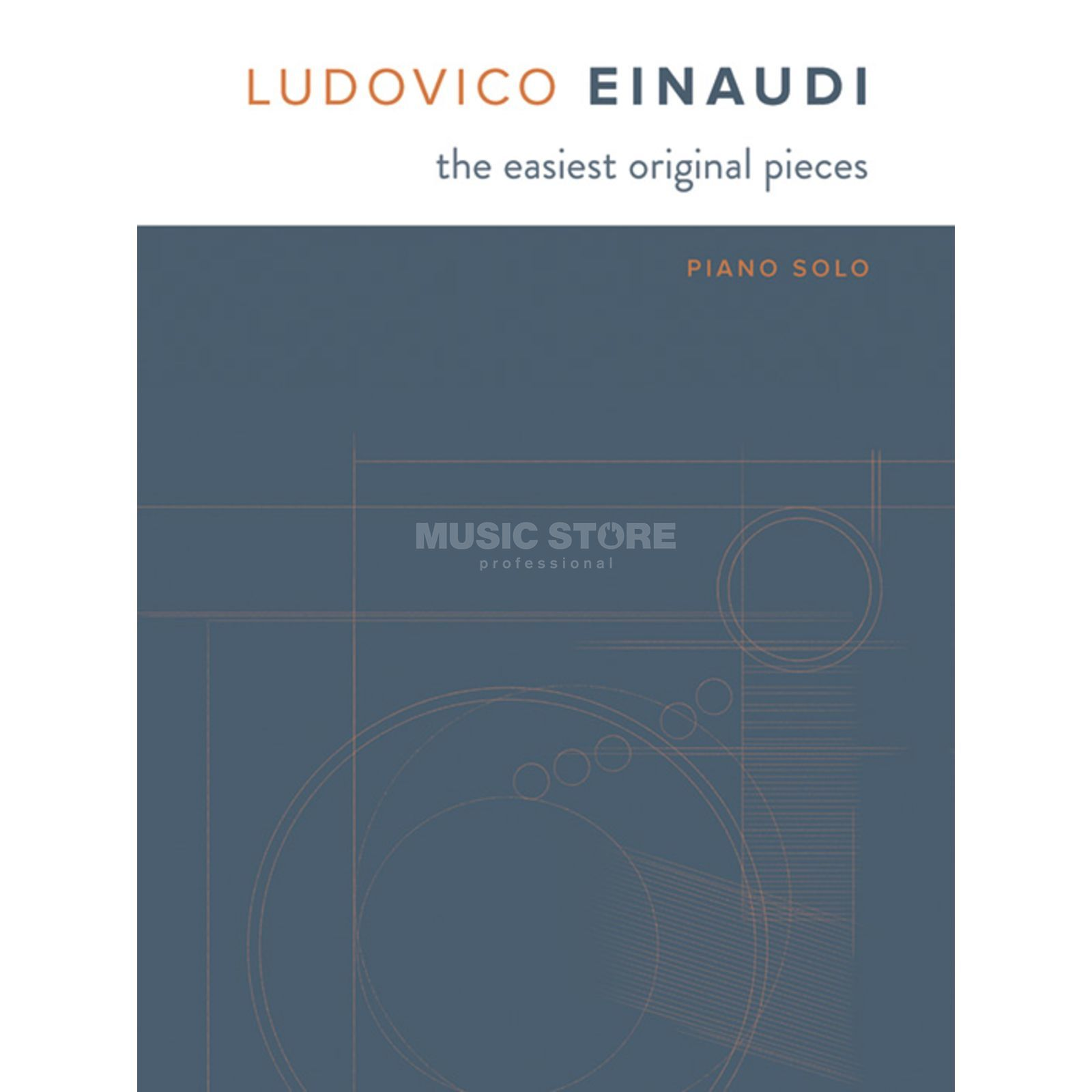 Chester Music Einaudi: The Easiest Original Pieces Produktbild