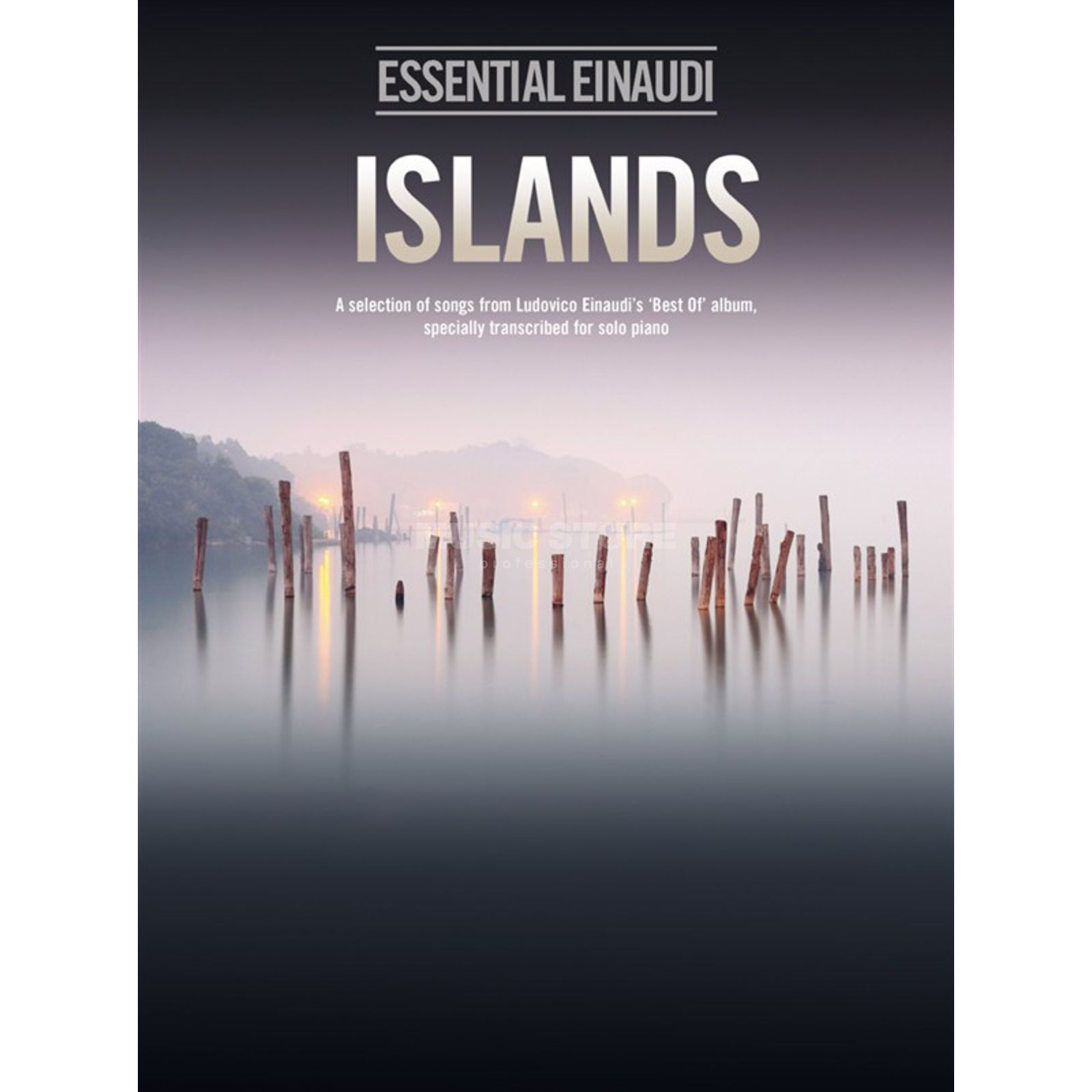Chester Music Ludovico Einaudi: Islands - Essential Einaudi Produktbild