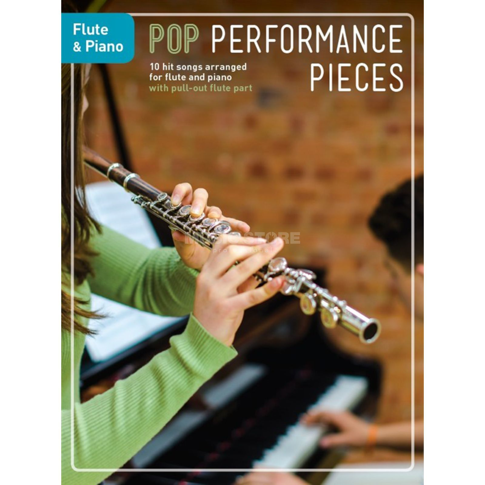 Chester Music Pop Performance Pieces: Flute And Piano Produktbild