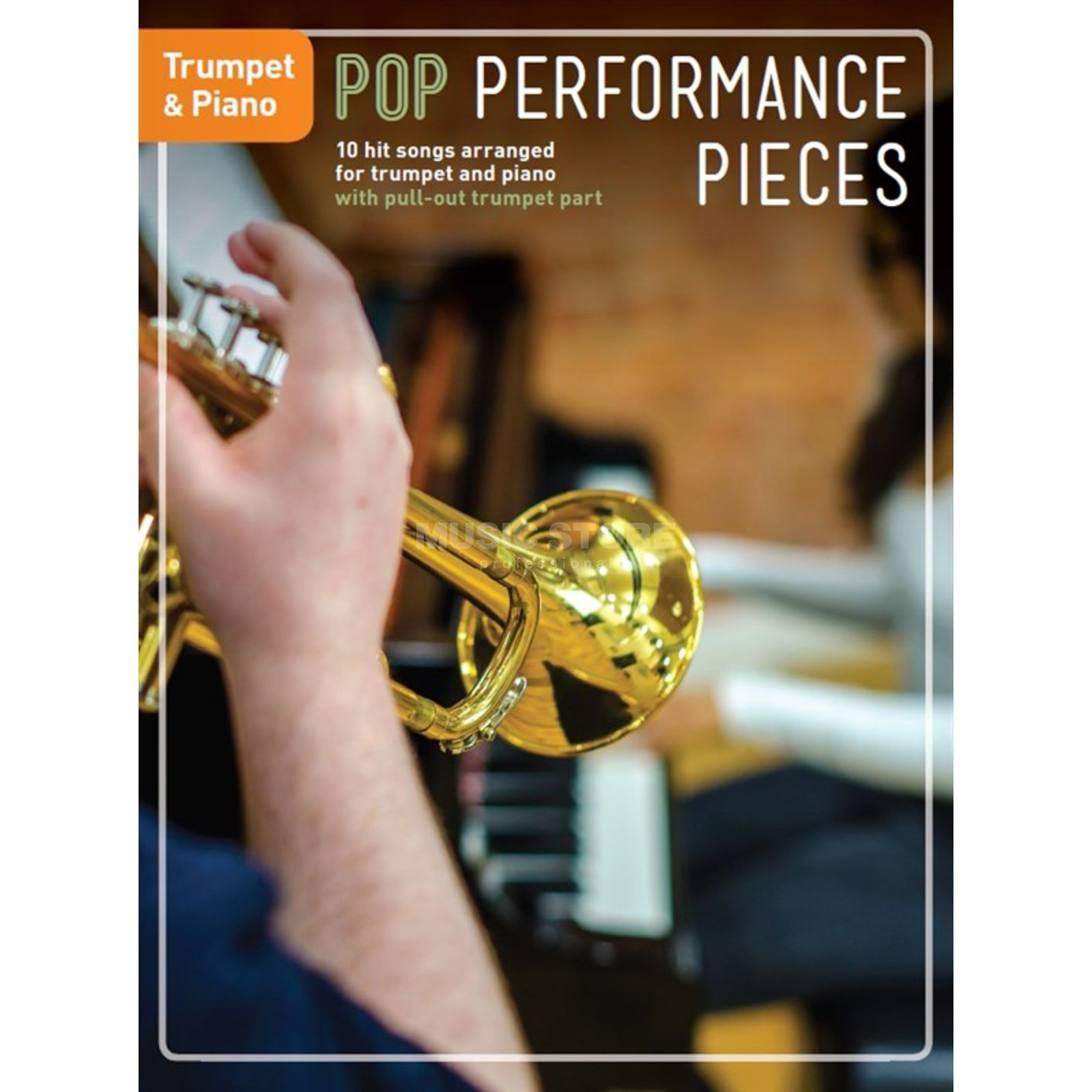 Chester Music Pop Performance Pieces: Trumpet And Piano Produktbillede