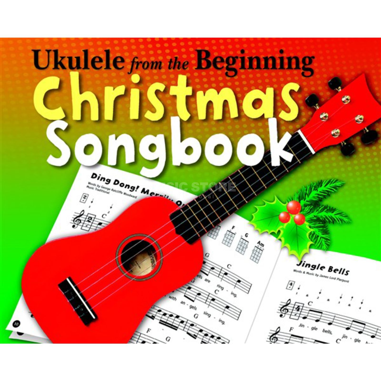 Chester Music Ukulele From The Beginning Christmas Songbook Produktbillede