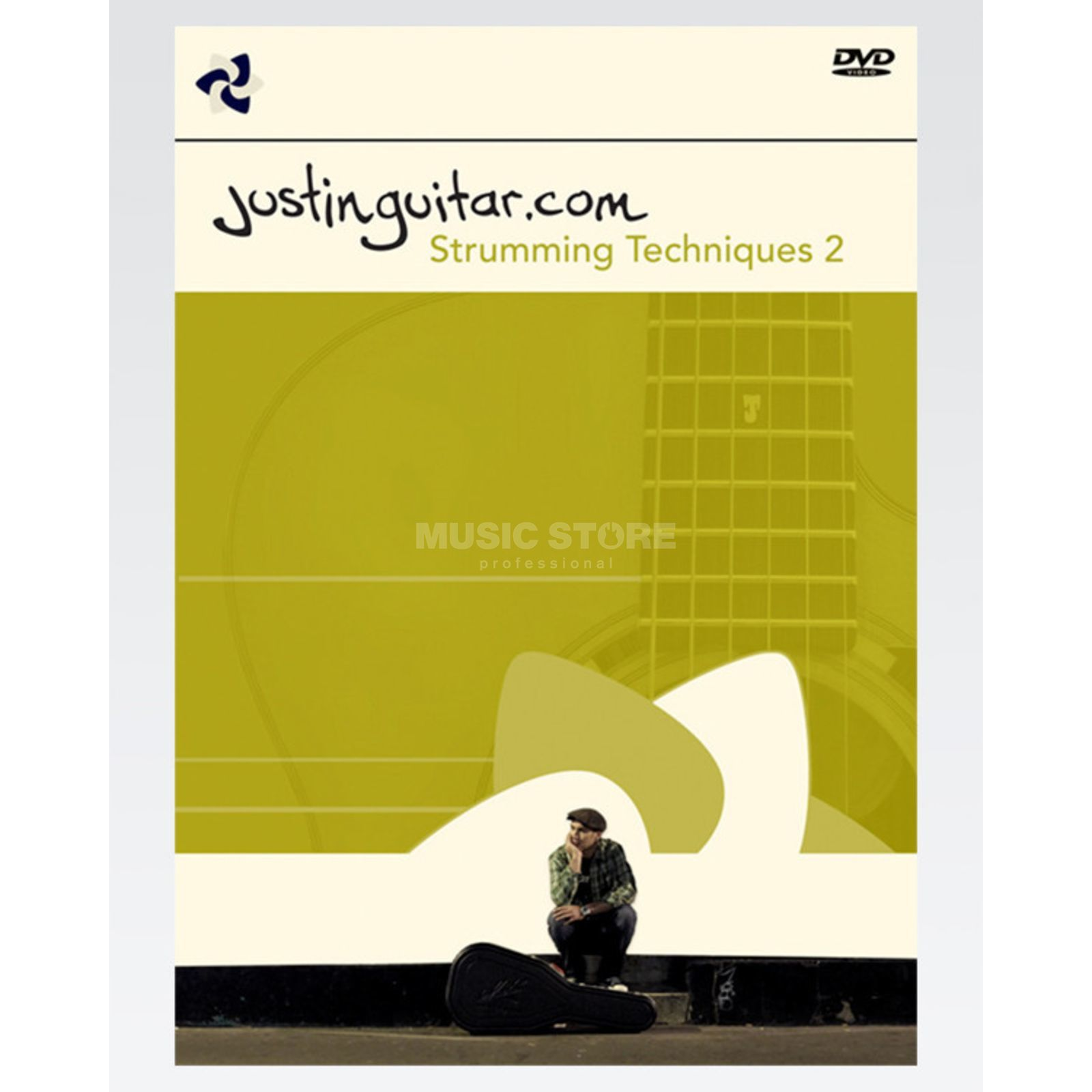 Chocolate Cake Productions Justinguitar.com: Really Useful Strumming Techniques - Volume 2 (DVD PAL) Produktbild
