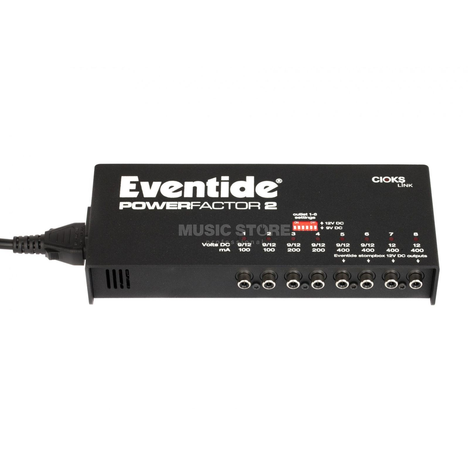 Cioks Eventide Power Factor 2 Produktbillede