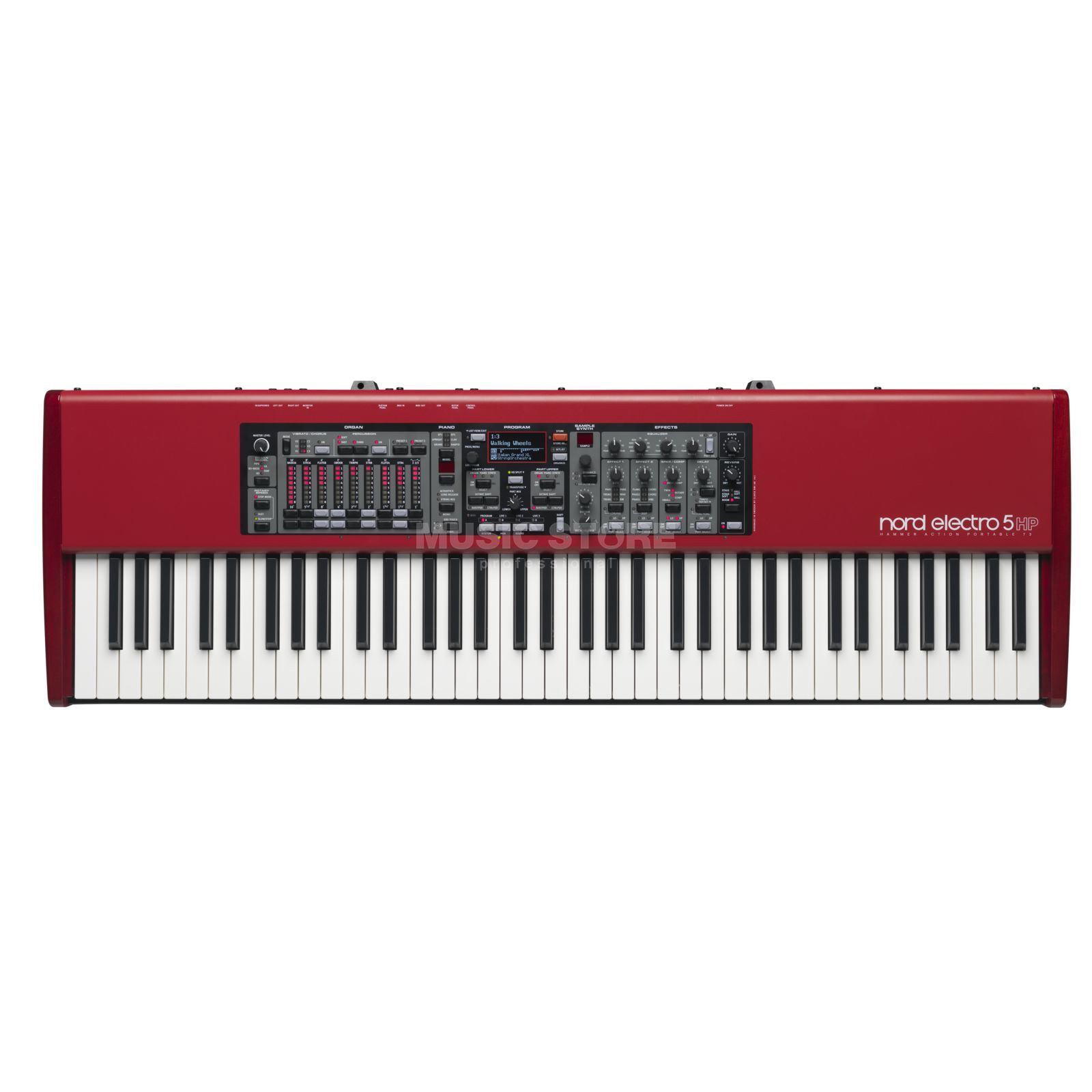 Clavia Nord Electro 5 HP 73 Stage Piano Produktbild