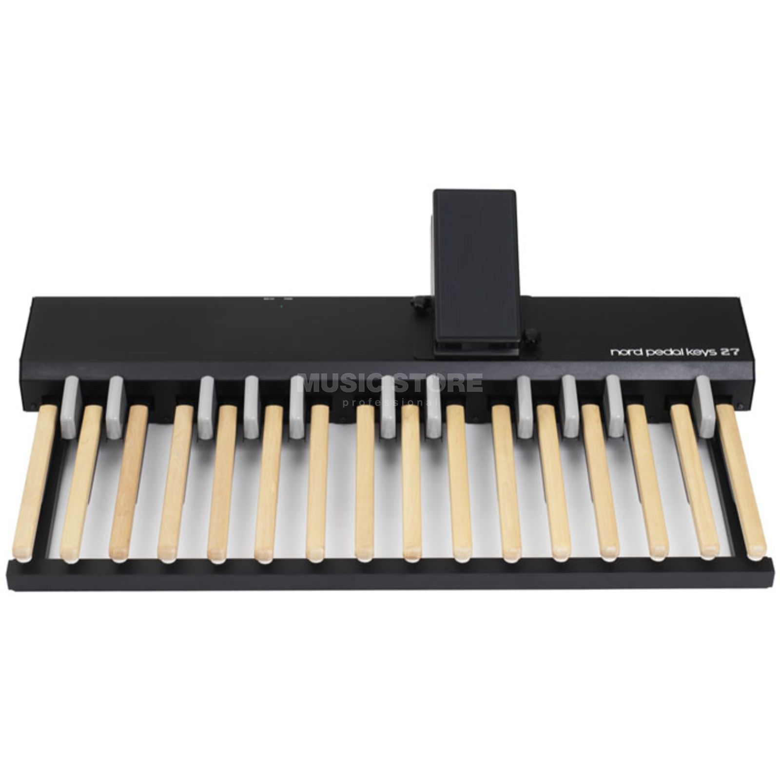 Clavia Nord Pedal Keys 27 Pedal Board with Swell Pedal Produktbillede
