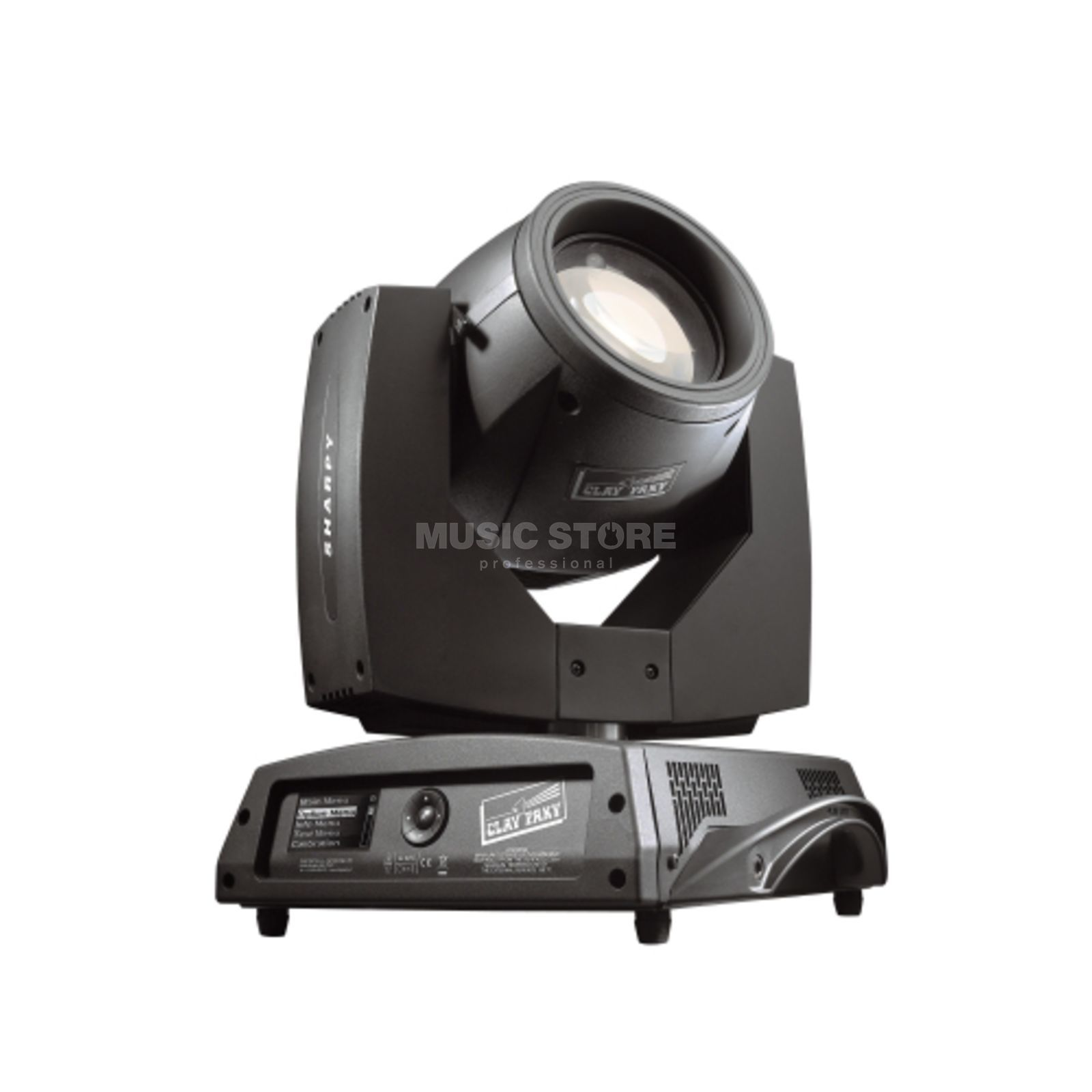 Clay Paky SHARPY Moving Head incl. 189W Discharge Lamp Produktbillede