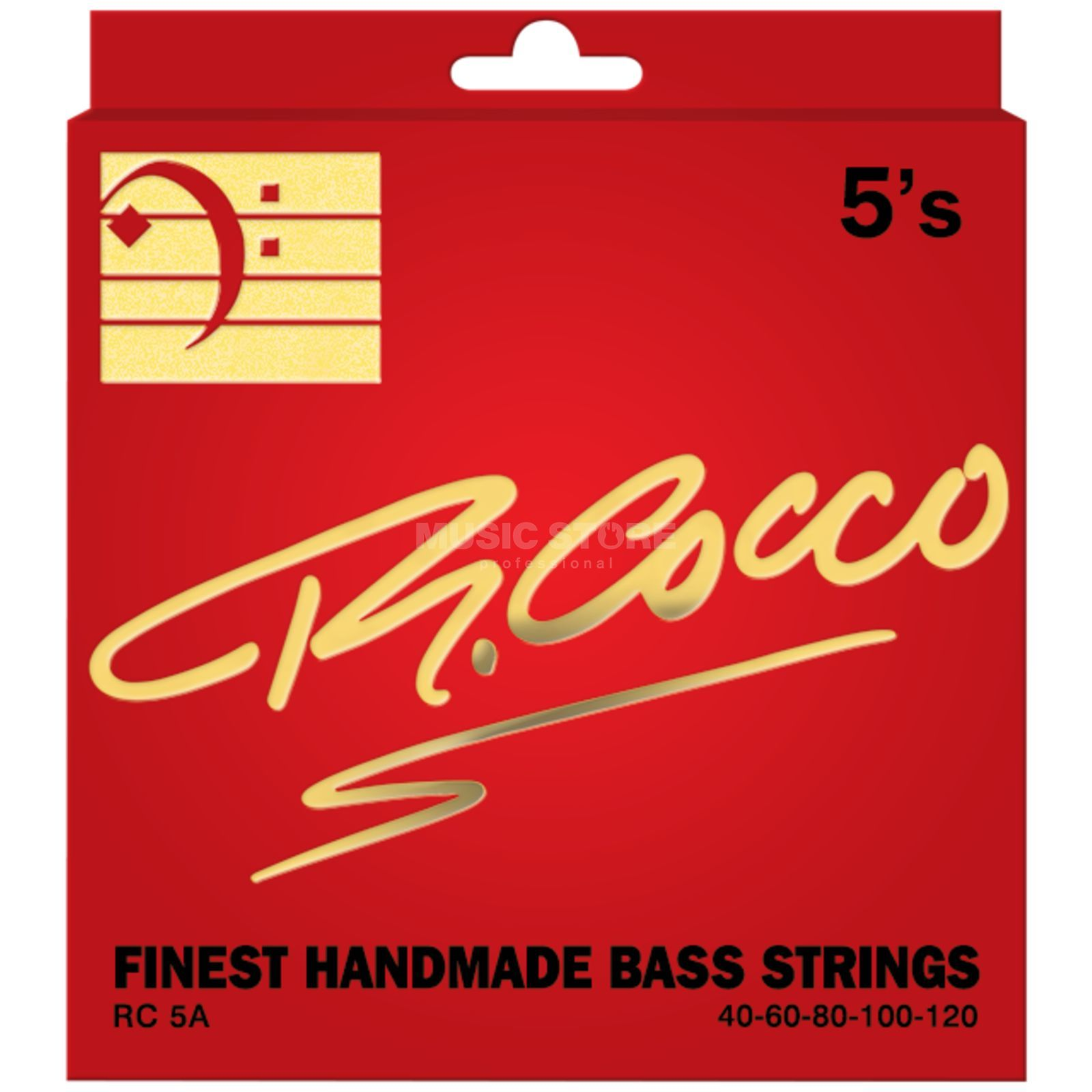 Cocco RC 5 A Classic Wound 40-120 Produktbild