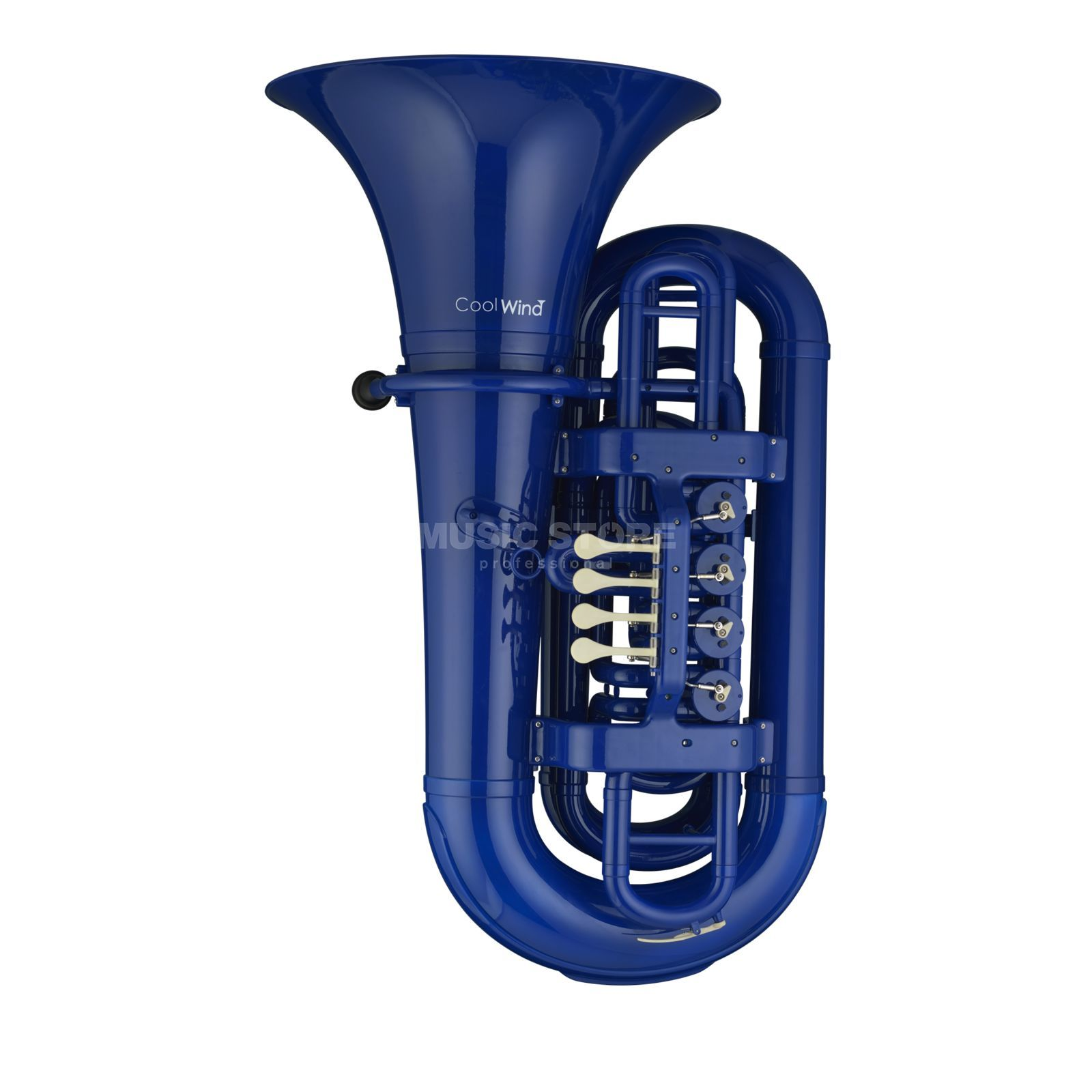 Coolwind Tuba in Bb dunkelblau Productafbeelding