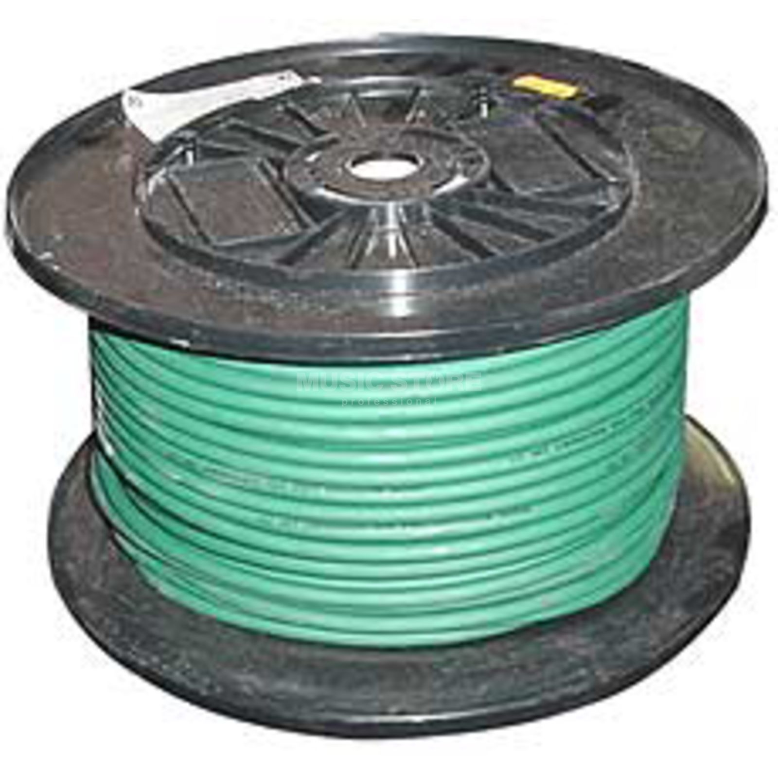 Cordial CMK 222 Microphone Cable green, 100m Produktbillede