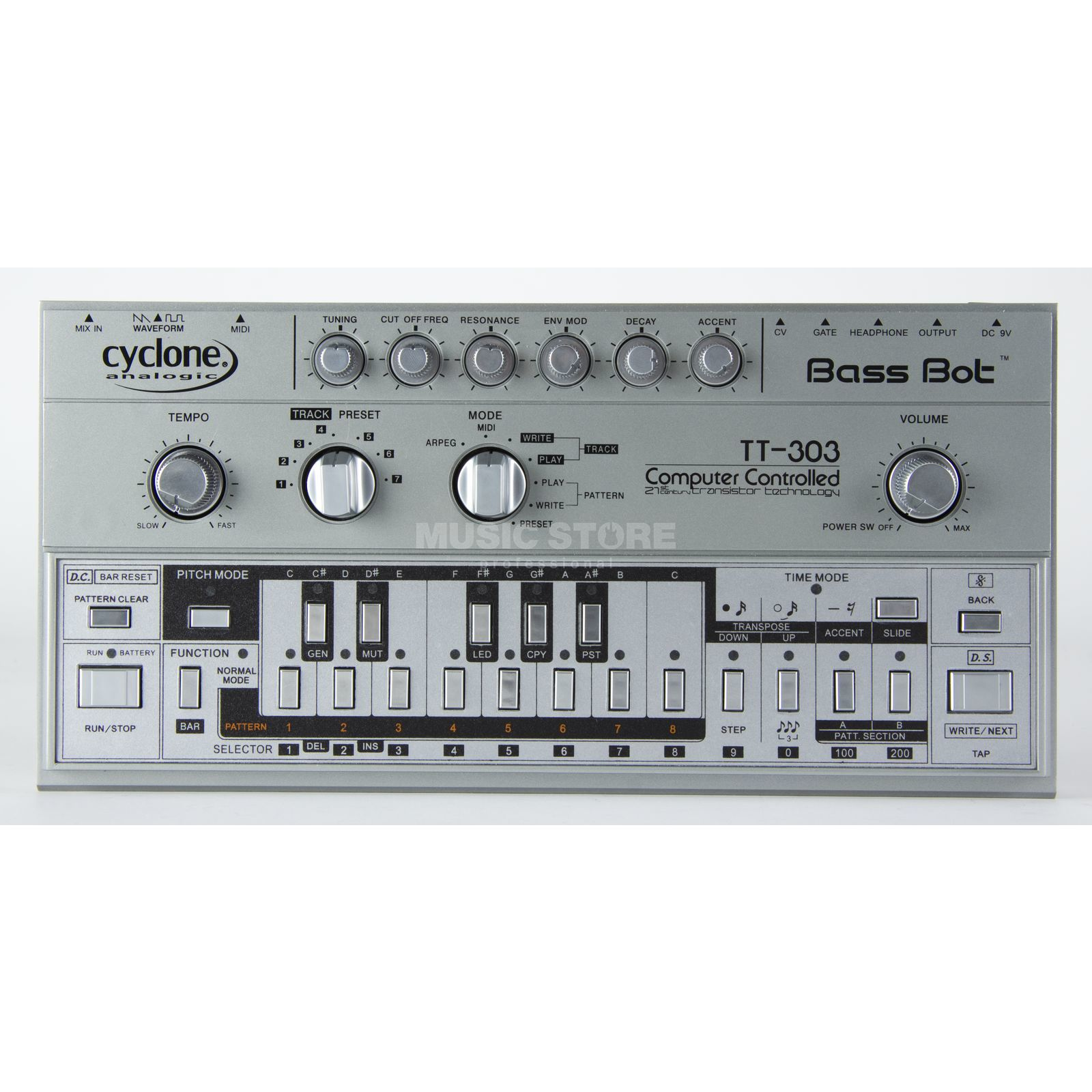 Cyclone Analogic TT-303 Bass Bot Produktbild