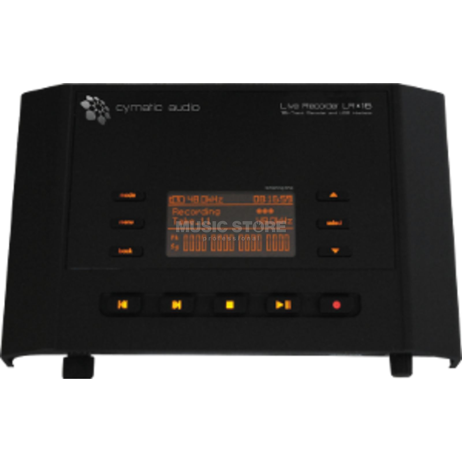 Cymatic Audio LR 16 Live Recorder, 16-Kanal Product Image