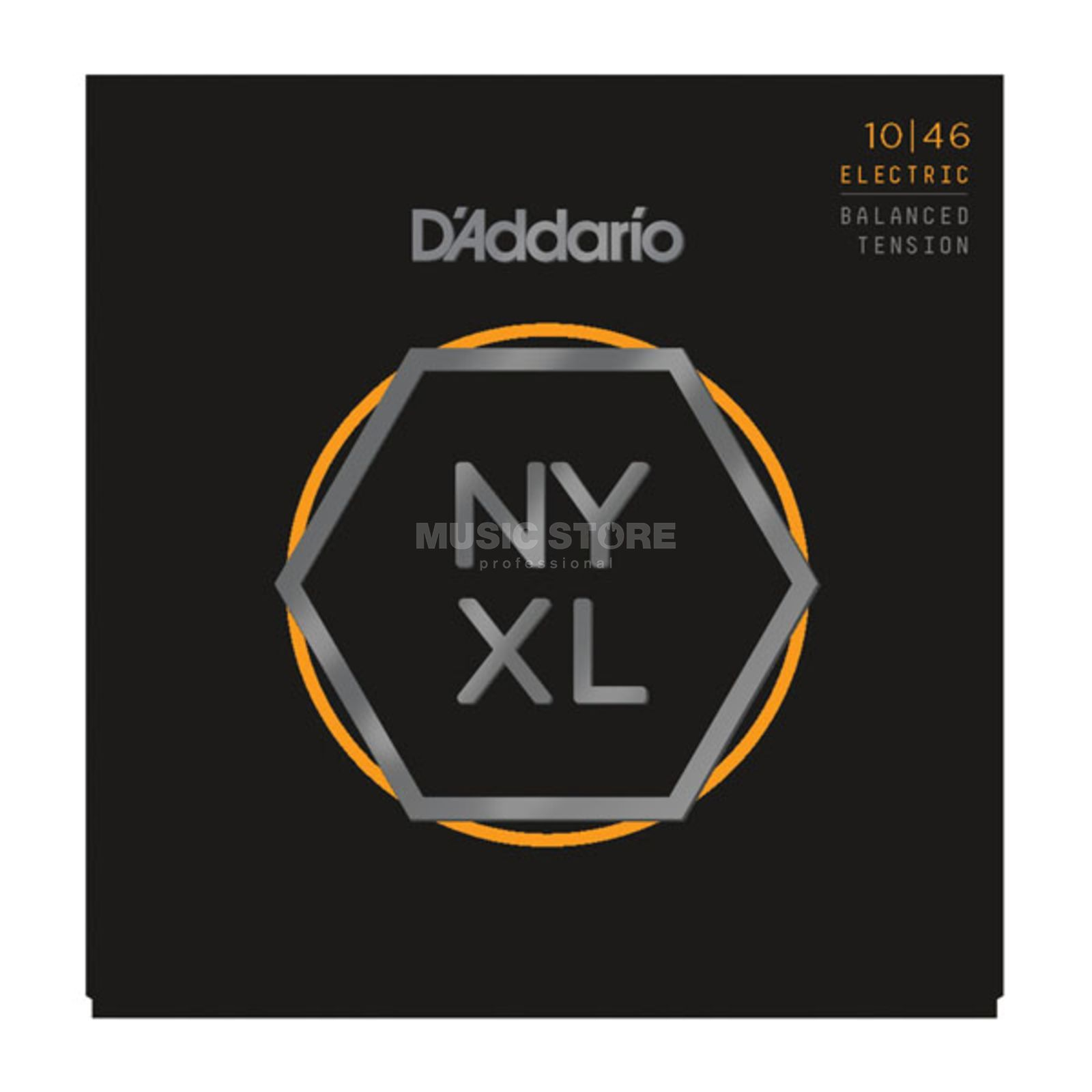 D'Addario NYXL 10-46BT Carbon Steel Alloy Product Image