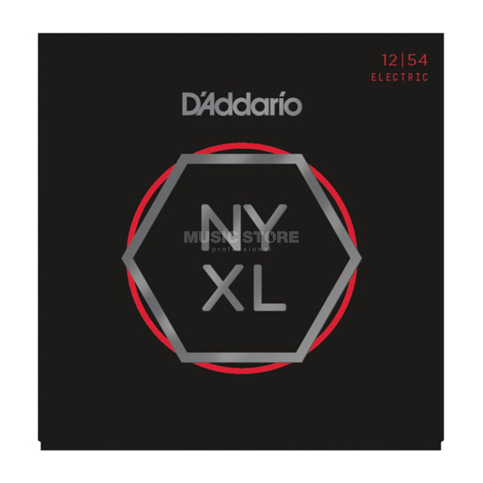 D'Addario NYXL 12-54 Carbon Steel Alloy Product Image