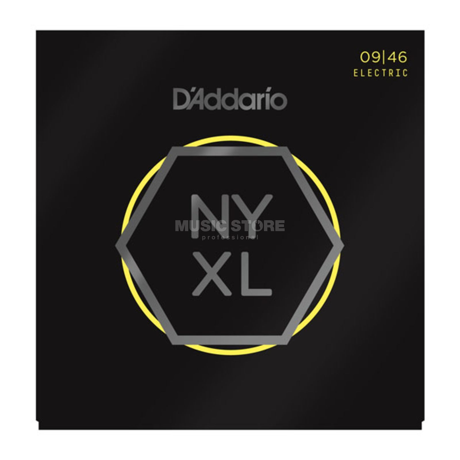 D'Addario NYXL 9-46 Carbon Steel Alloy  Product Image