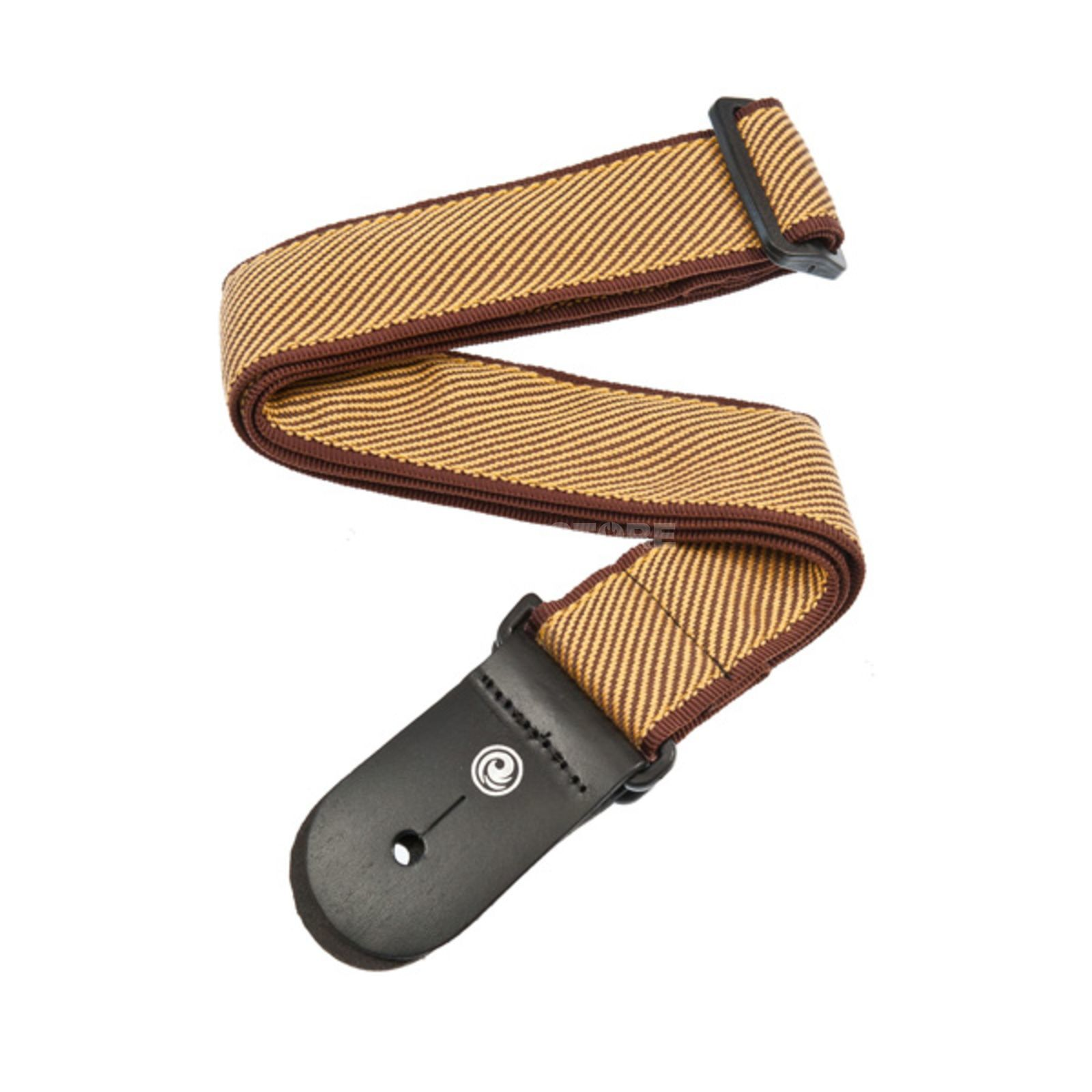 D'Addario Planet Waves Woven Guitar Strap, Tweed    Produktbillede