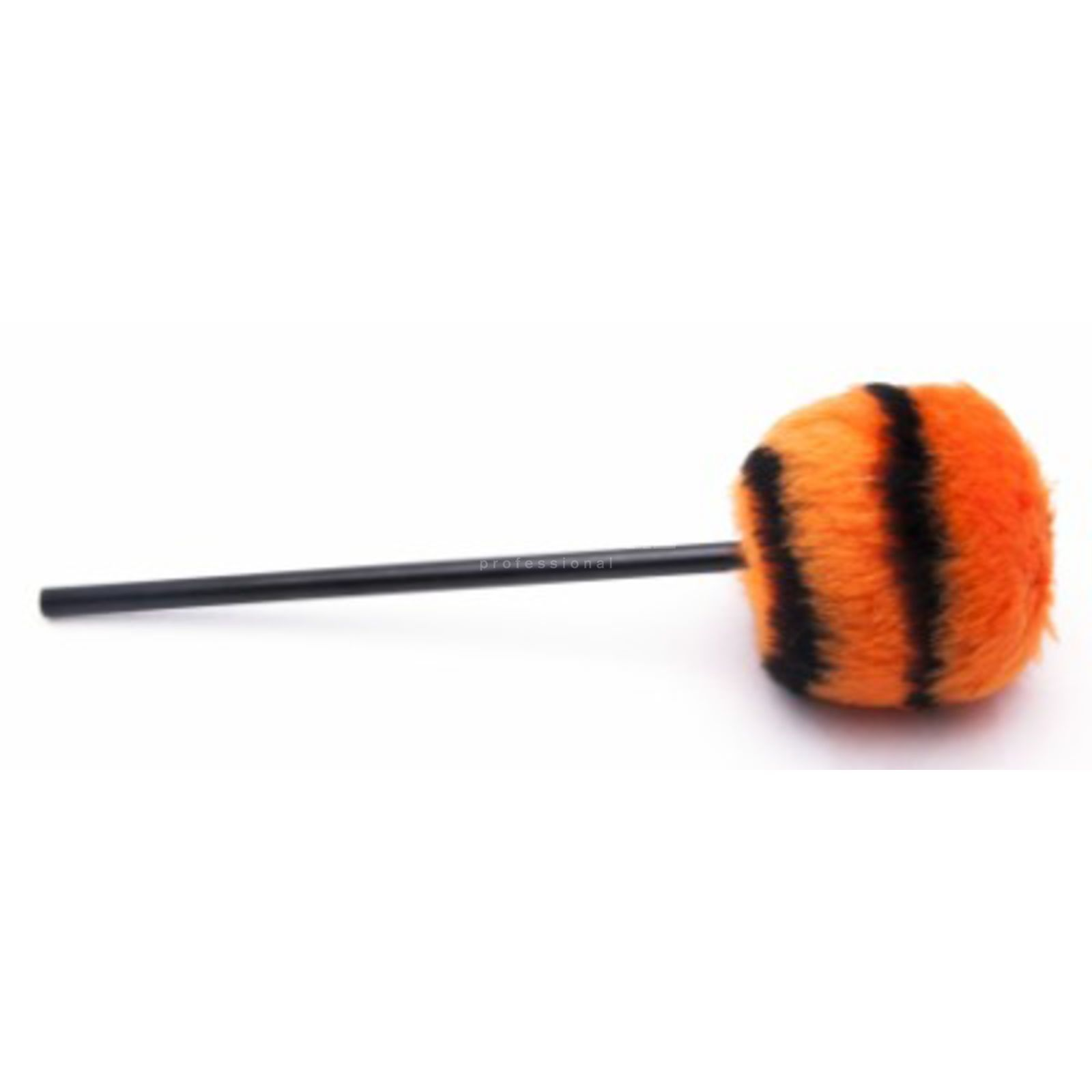 Danmar Drum Zubehör BassDrum Beater 209OT, Orange Tiger Produktbild