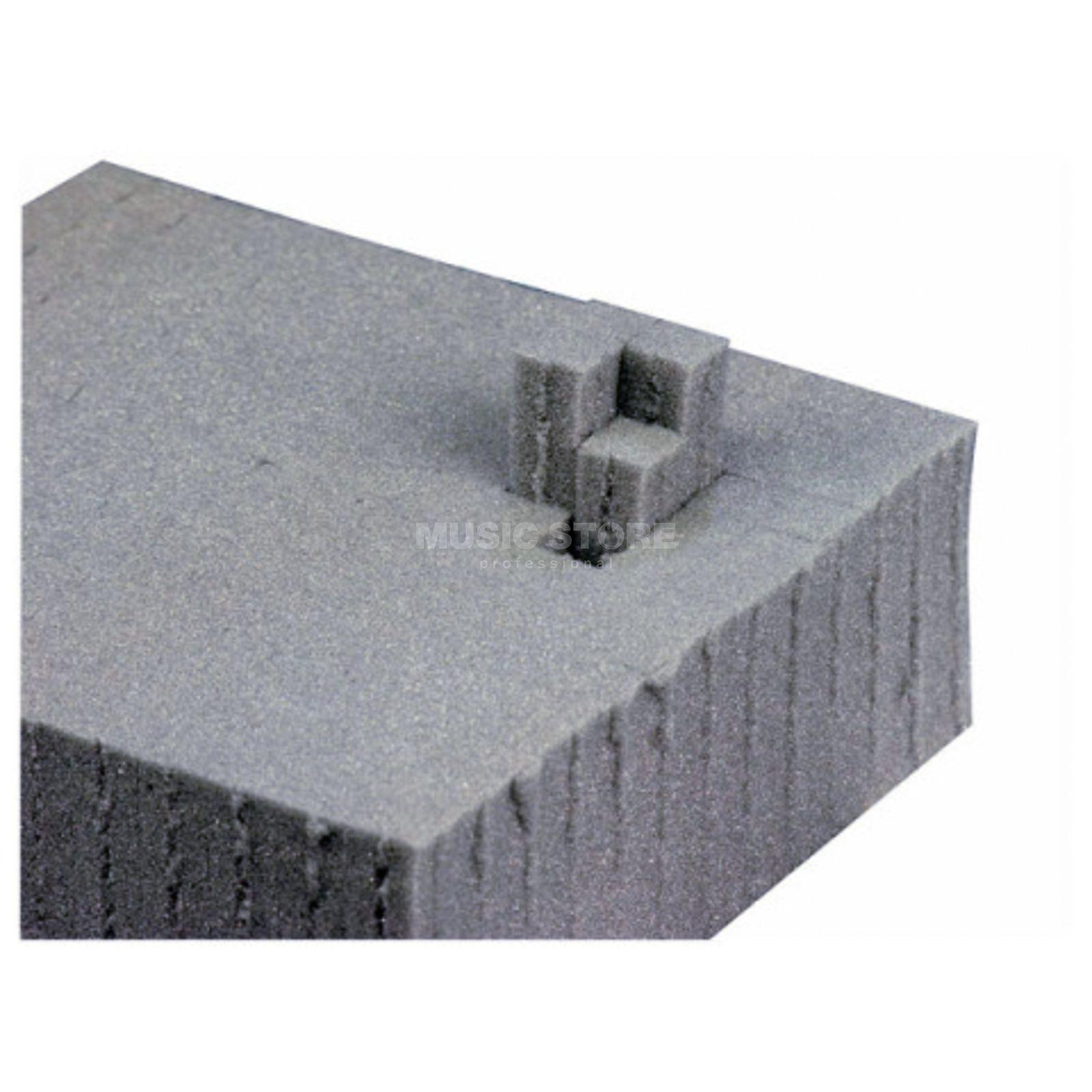 dap audio universal foam anpassbare schaumstoffplatte 5cm. Black Bedroom Furniture Sets. Home Design Ideas