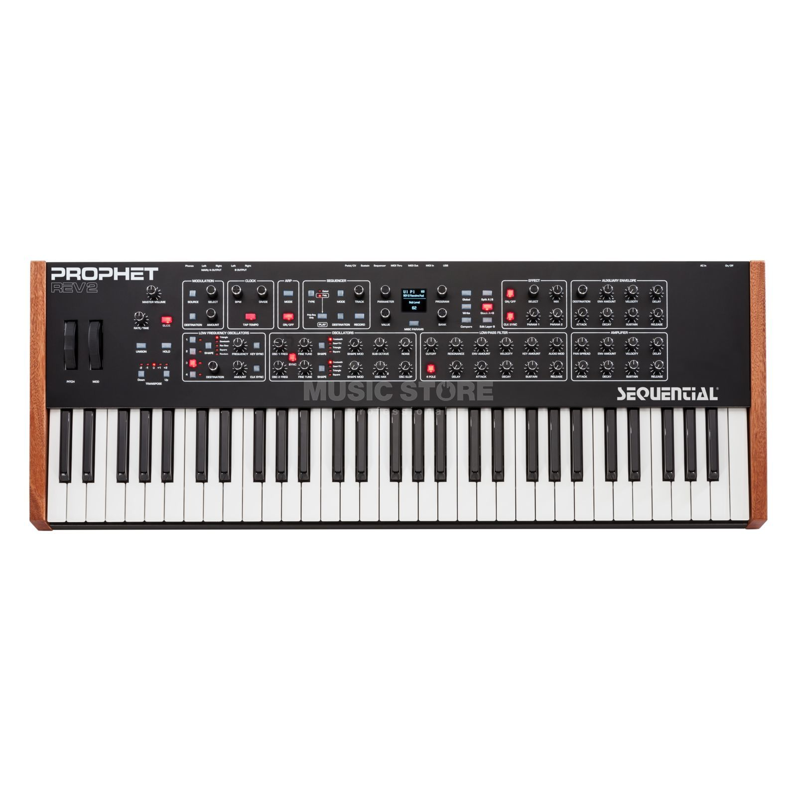 Dave Smith Instruments Prophet Rev2 - 8 Voice Product Image
