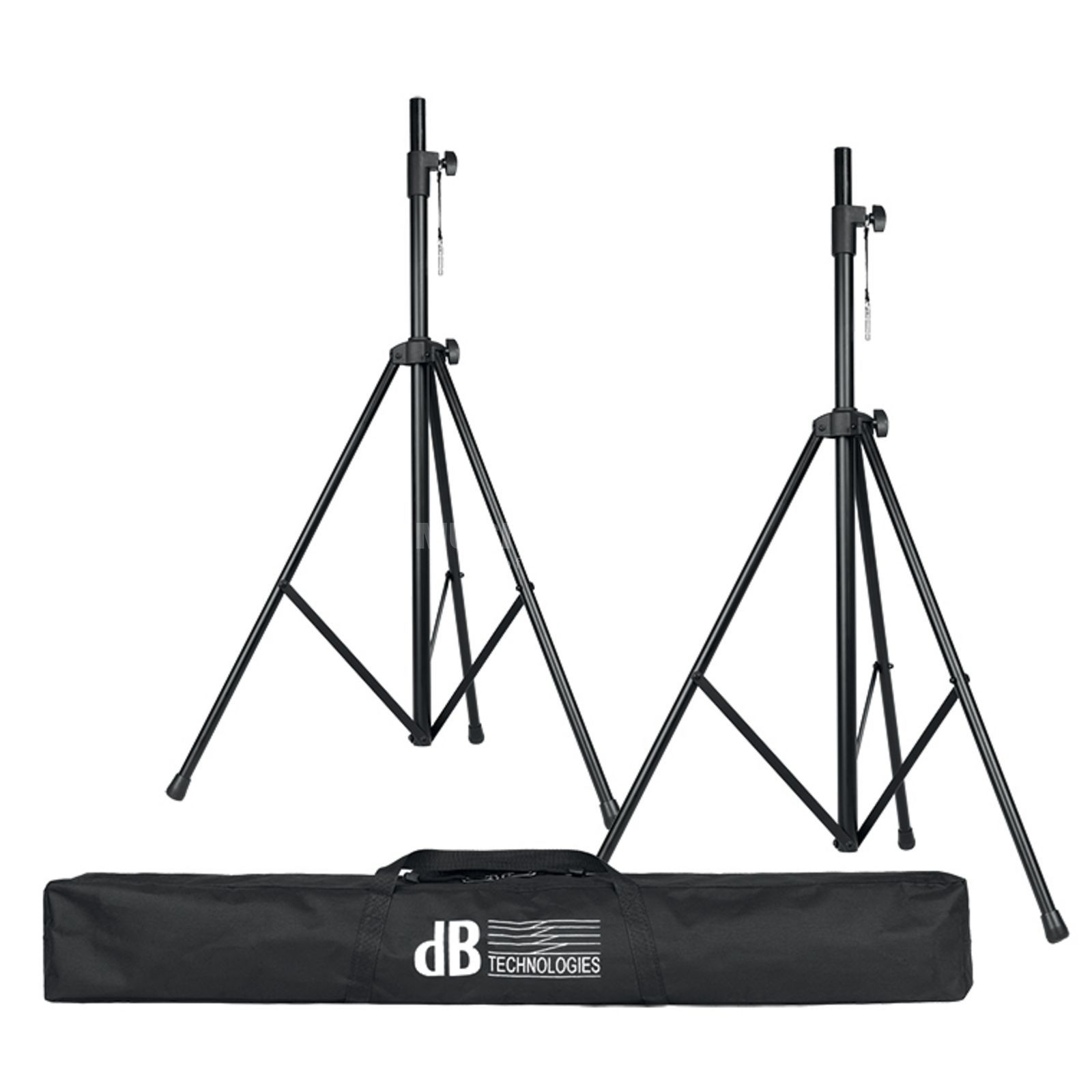 dB Technologies ES 503 Speaker Stand SK - 25TT Set 2 x Stativ & Bag Produktbild