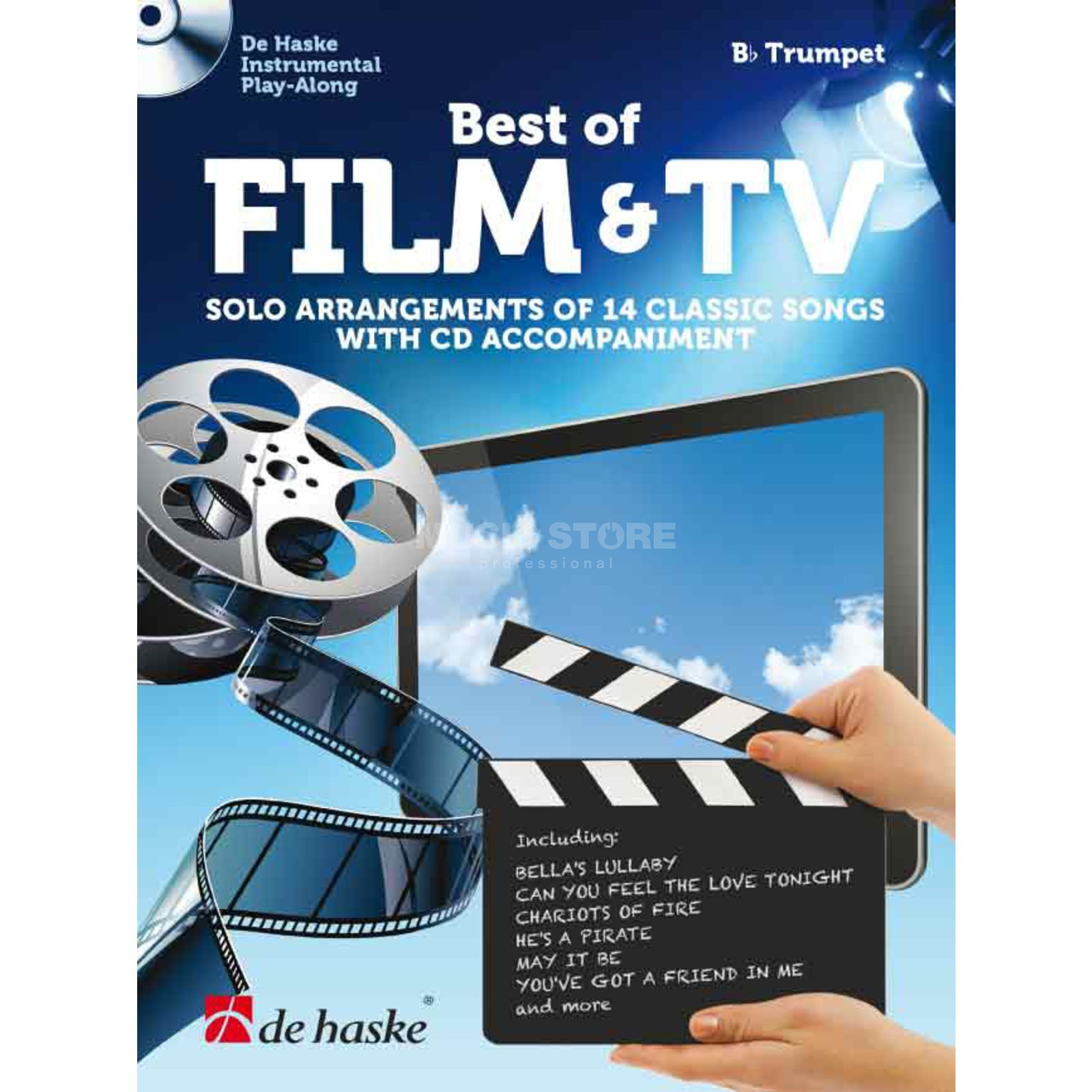 De Haske Best of Film & TV Trompete Produktbild