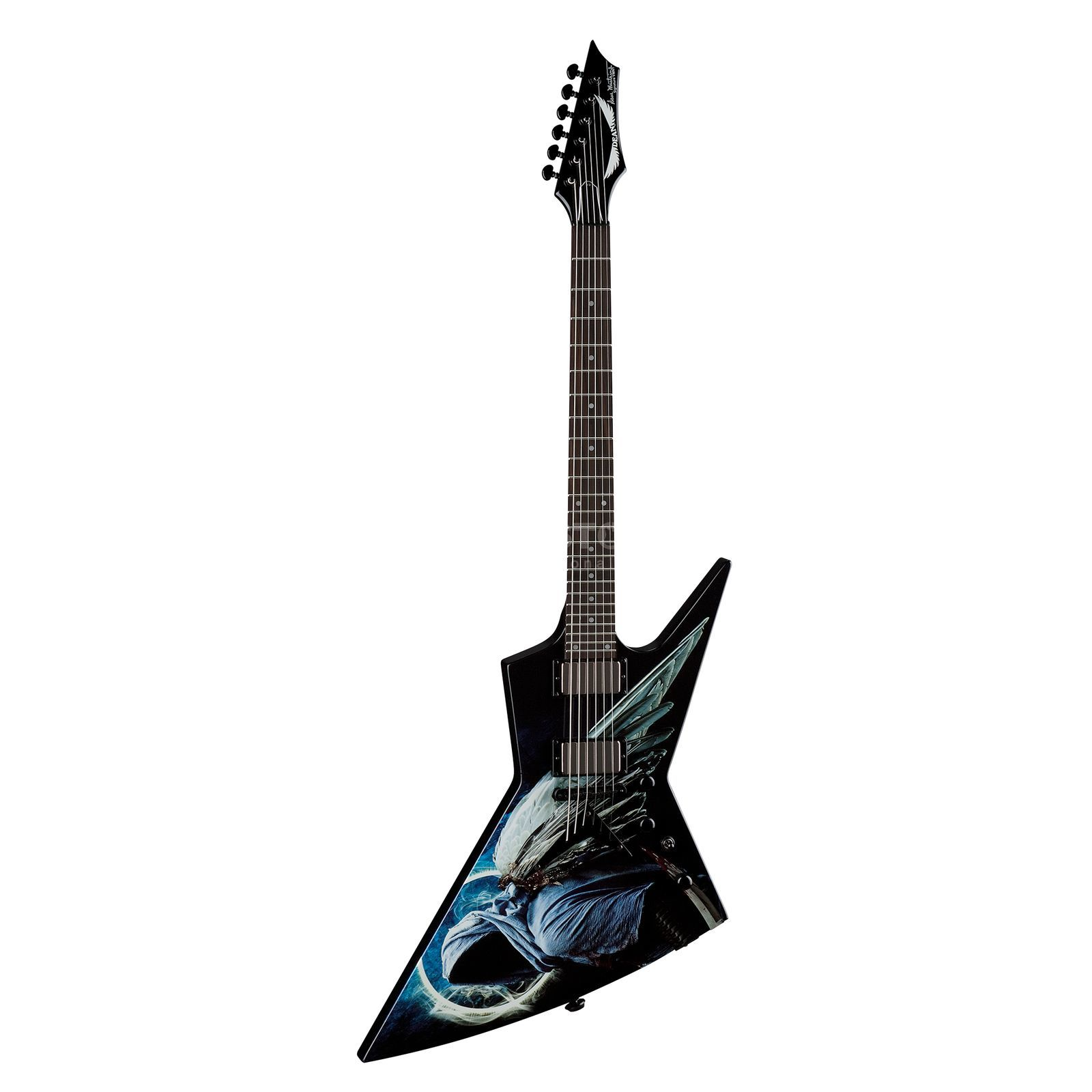 Dean Guitars Dave Mustaine Zero Angel Of Deth II Produktbillede