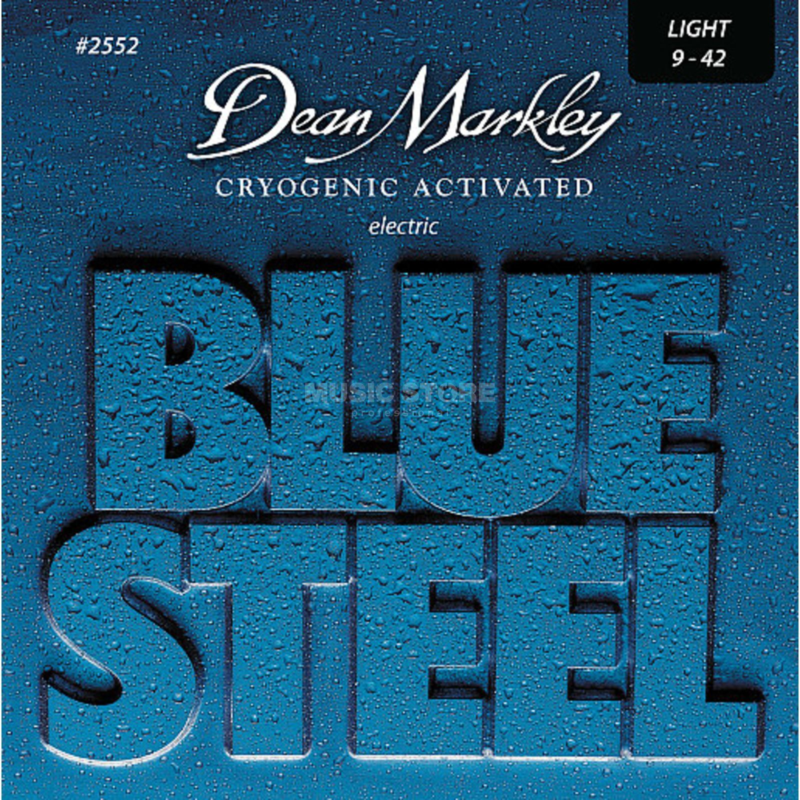 Dean Markley E-Guit. Strings 09-42 2552 LT Blue Steel Produktbillede