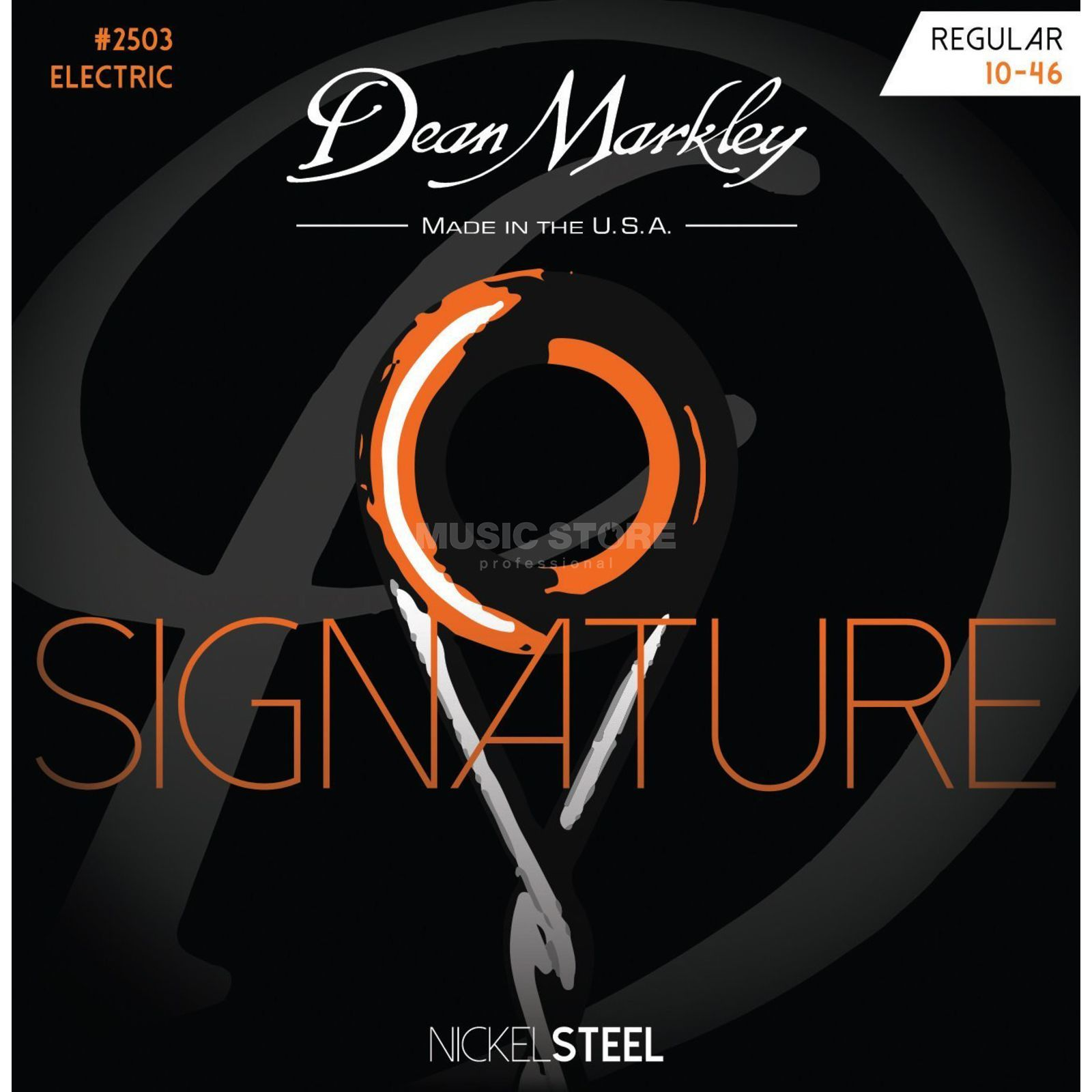 Dean Markley E-Guit.Strings 10-46 2503B REG Nickel Steel Produktbillede