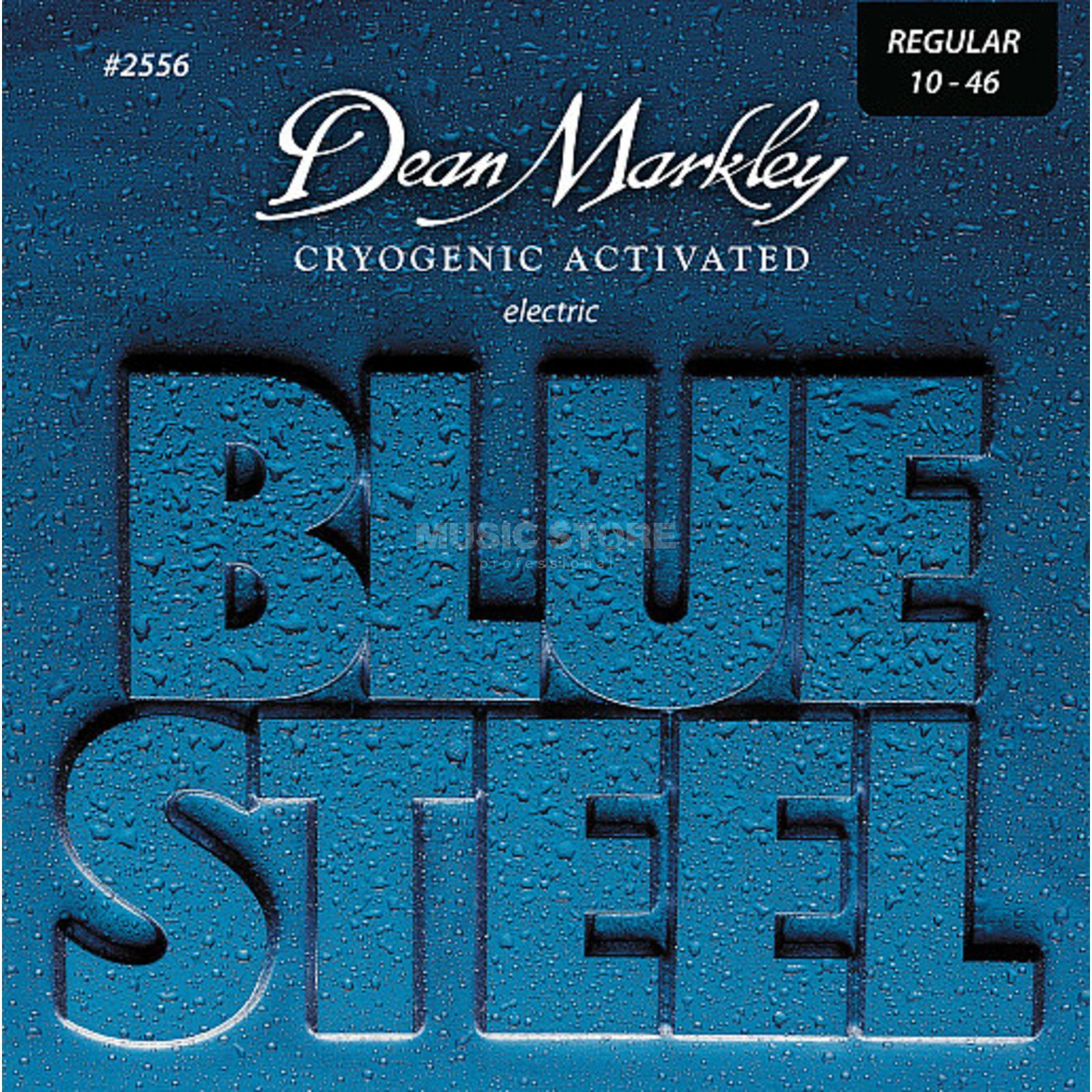 Dean Markley E-Guit. Strings 10-46 2556 REG Blue Steel Produktbillede