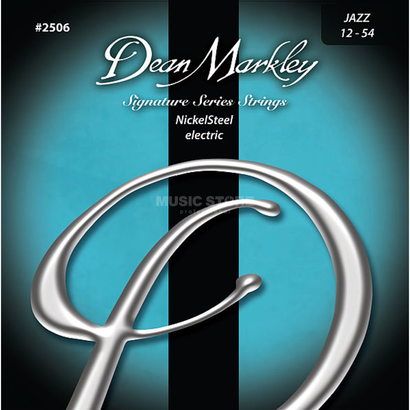 Dean Markley E-Guit. Strings, 12-54, Jazz, Nickel Steel Zdjęcie produktu
