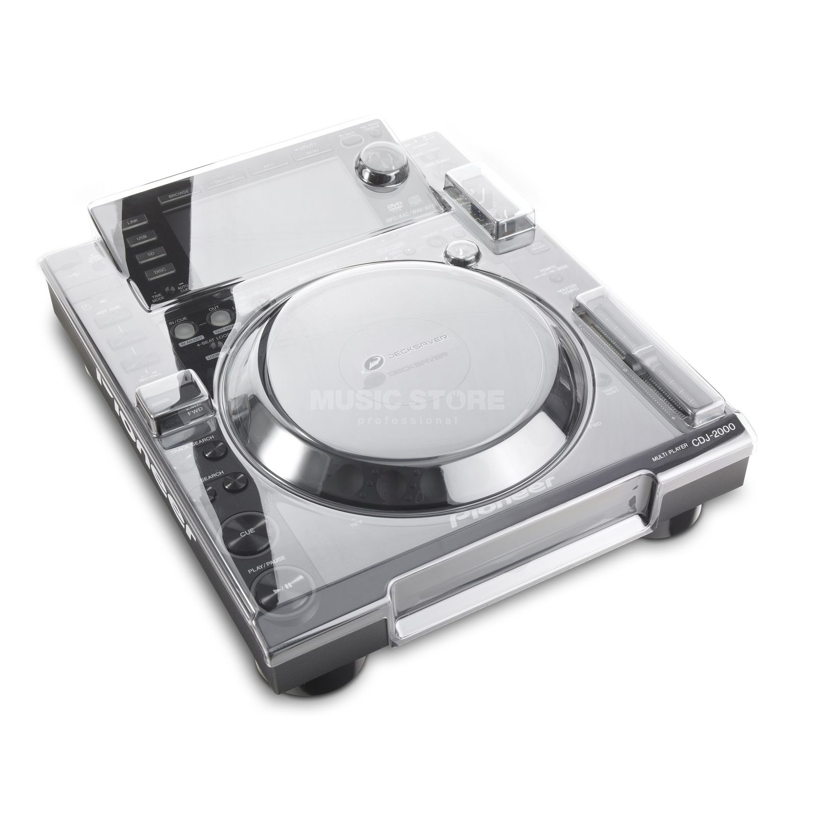 Decksaver Dust Cover CDJ 2000  Product Image