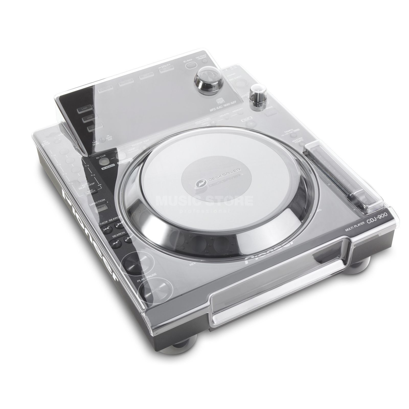 Decksaver Dust Cover CDJ 900  Изображение товара
