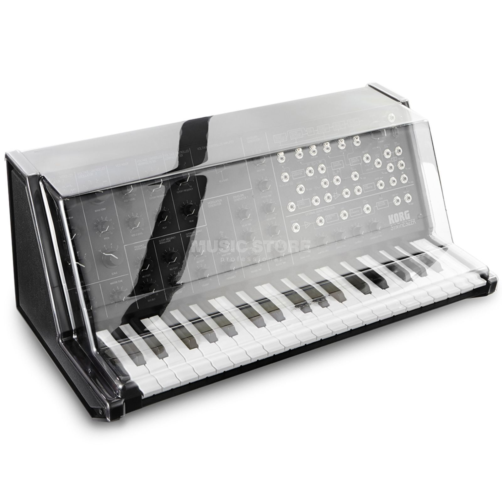 Decksaver Korg MS20 Mini Cover Product Image