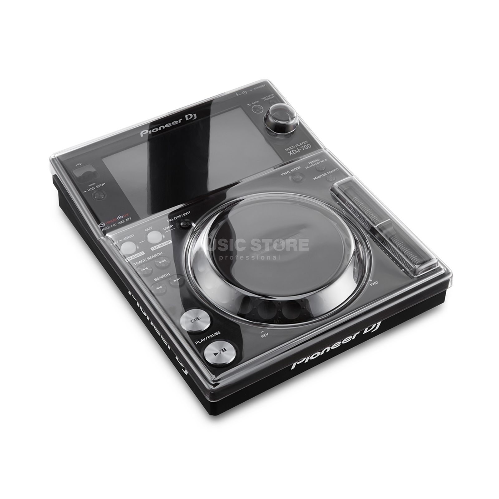 Decksaver Pioneer XDJ-700 Cover Product Image