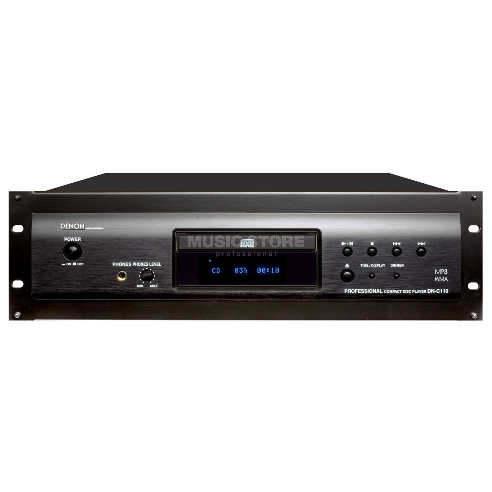 Denon DJ DN-C110P B-Ware CD-Player mit MP3 Produktbild