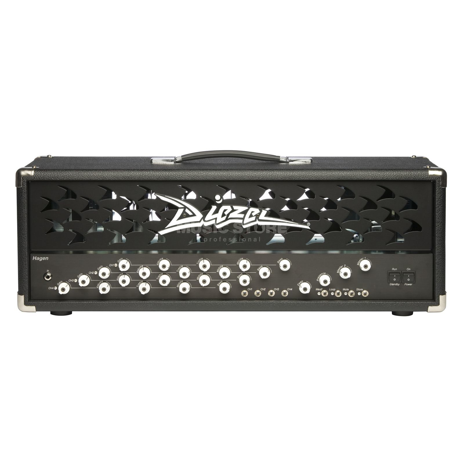 Diezel Amplification Hagen Head Produktbild