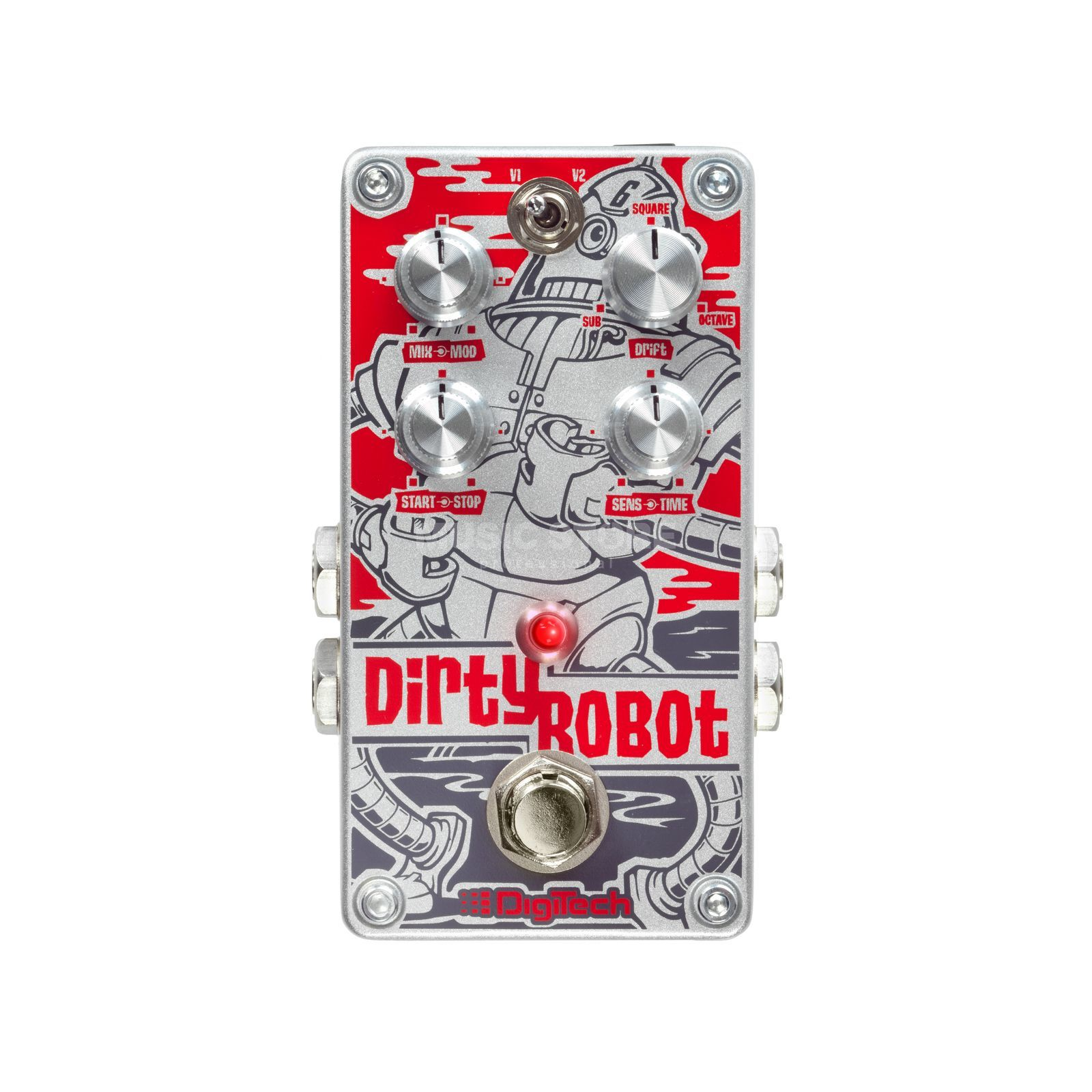 DigiTech Dirty Robot Produktbild