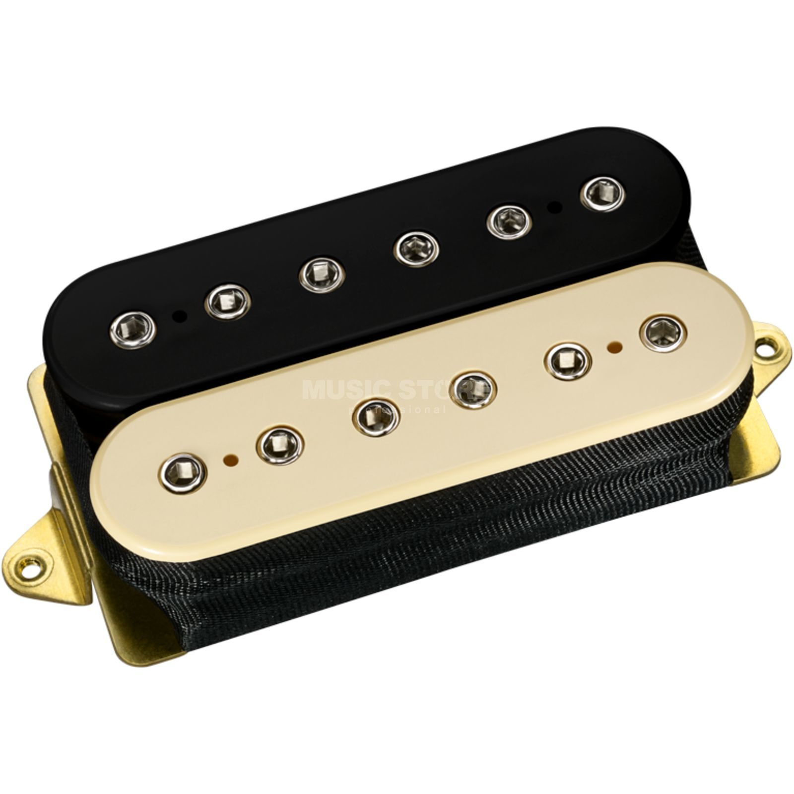 DiMarzio DP100 BC Super Distortion Zebra Bridge Produktbild