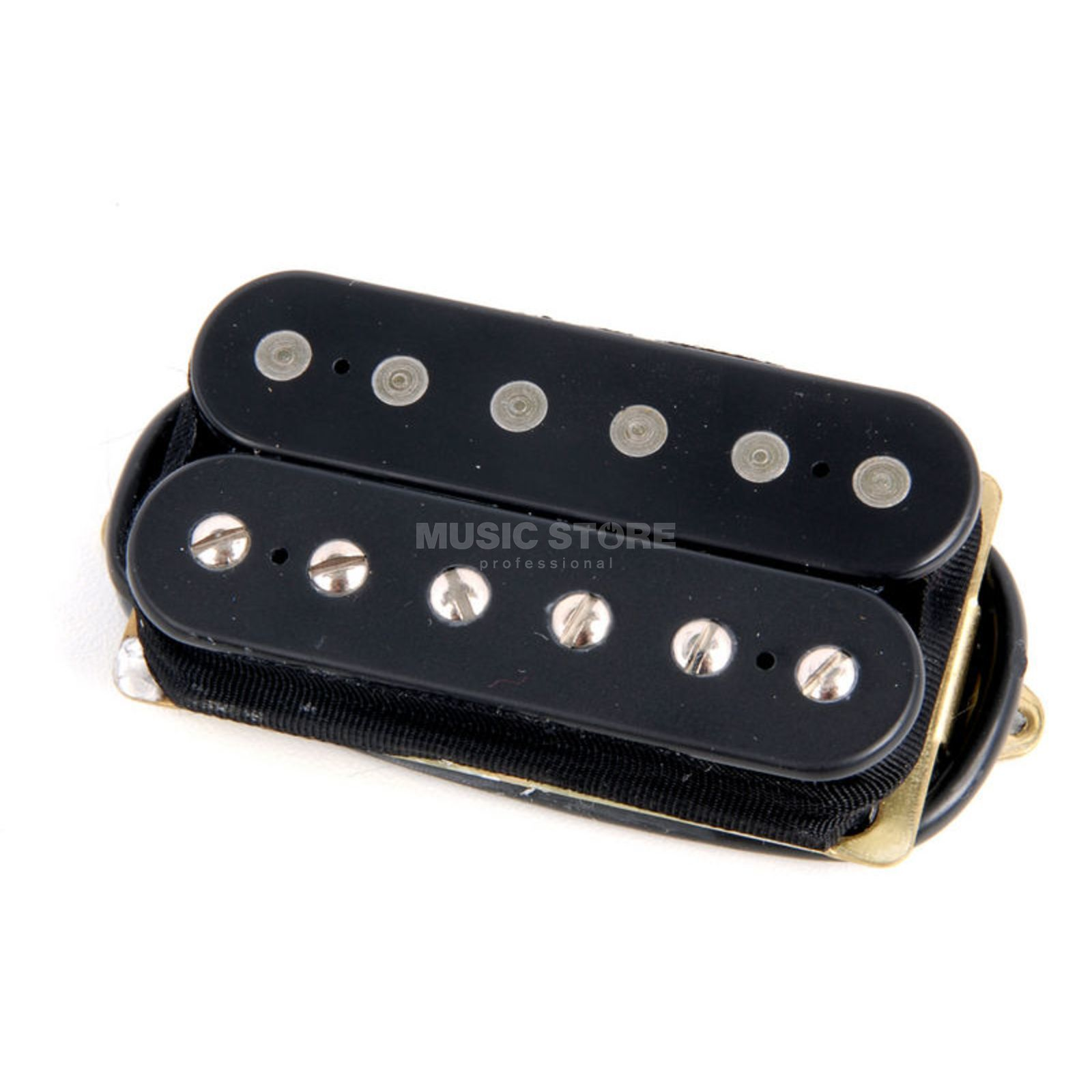 DiMarzio DP155 Tone Zone Humbucker Pick up Black, F Spacing   Produktbillede